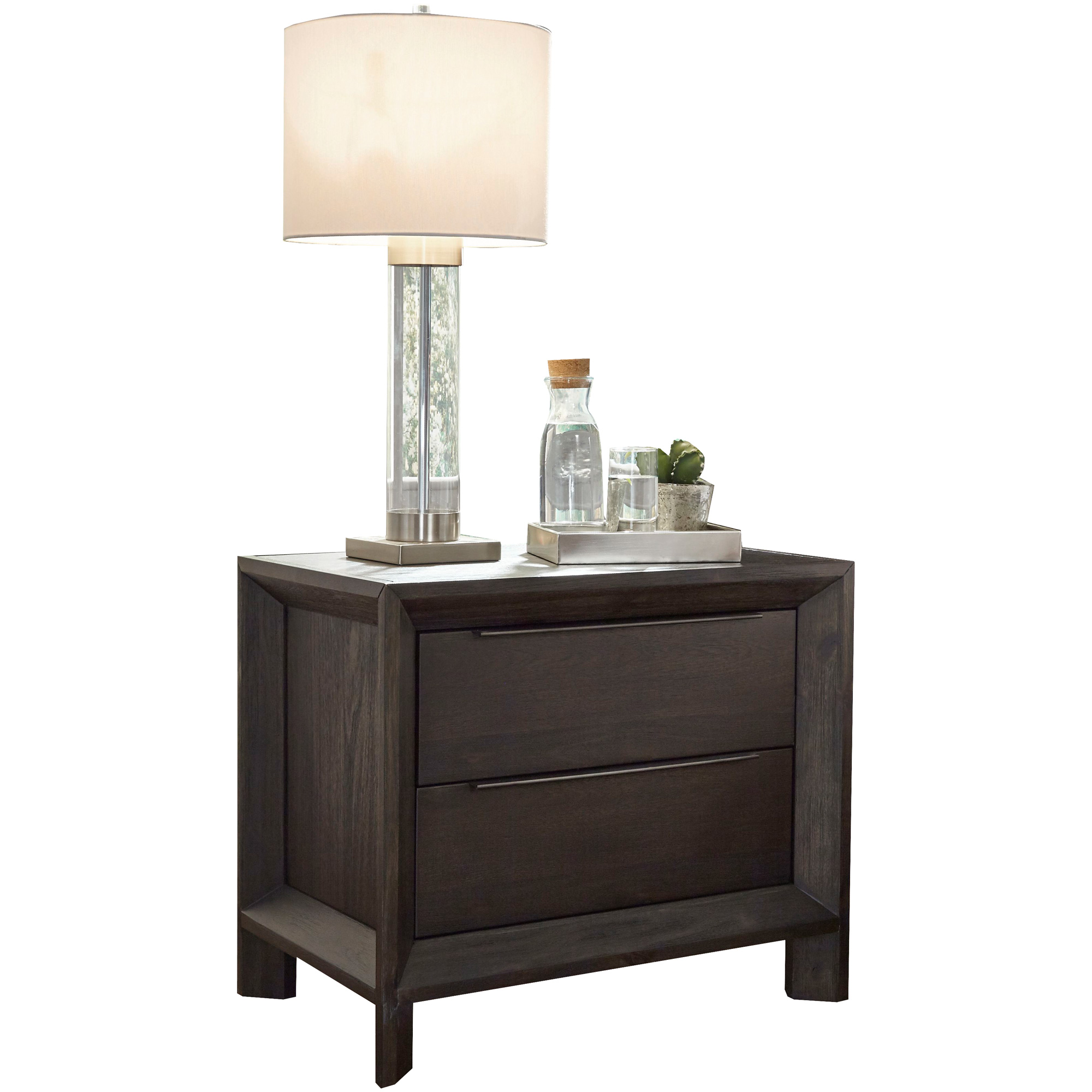 Modus Furniture International | Chloe Basalt Gray Nightstand