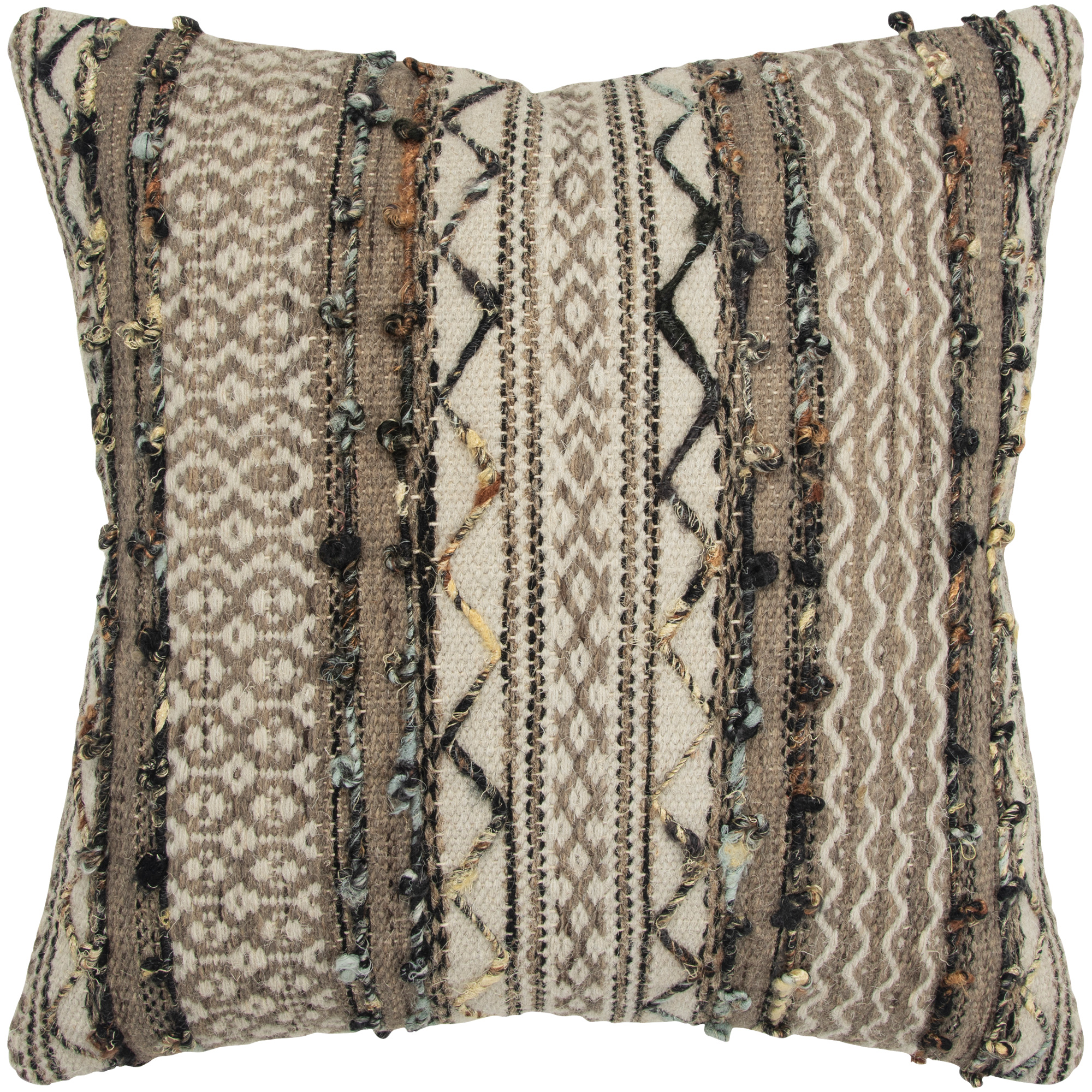 Rizzy Home | Betsy Brown Pillow