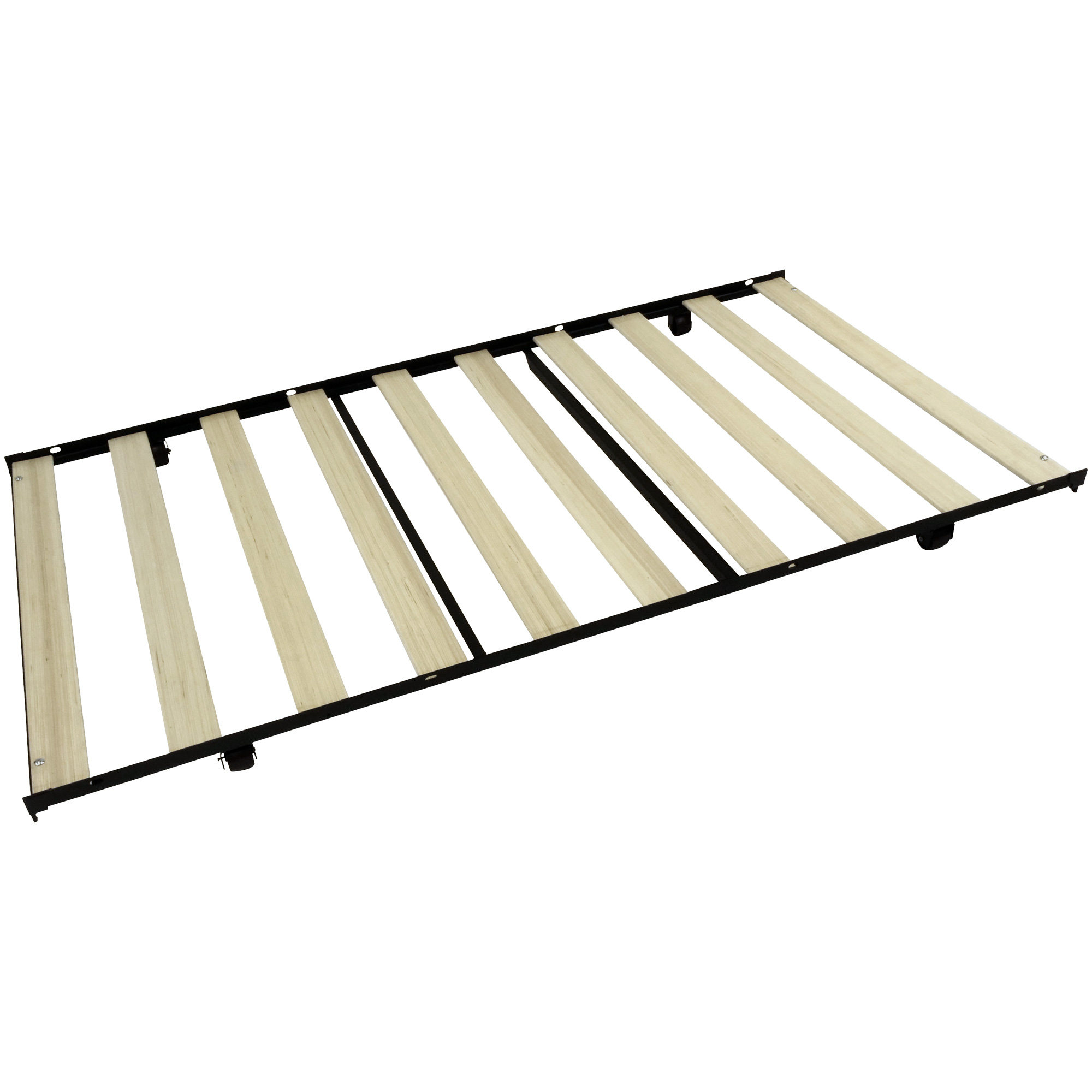 Glideaway | Black Trundle For Bed