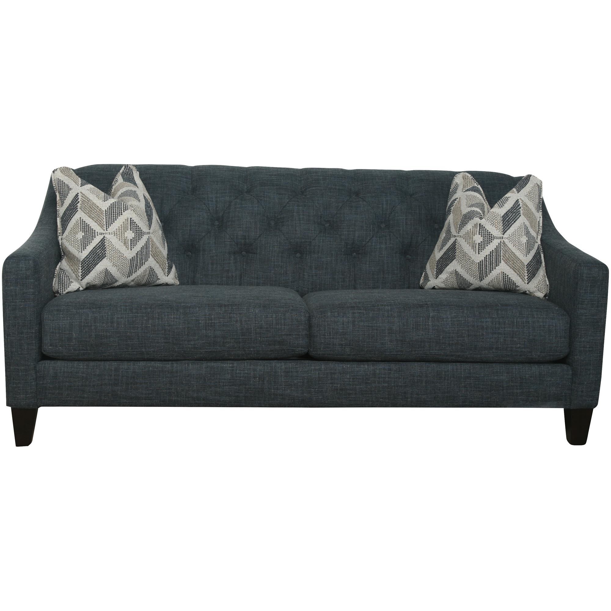 Bauhaus Furniture | Solo Blue Sofa
