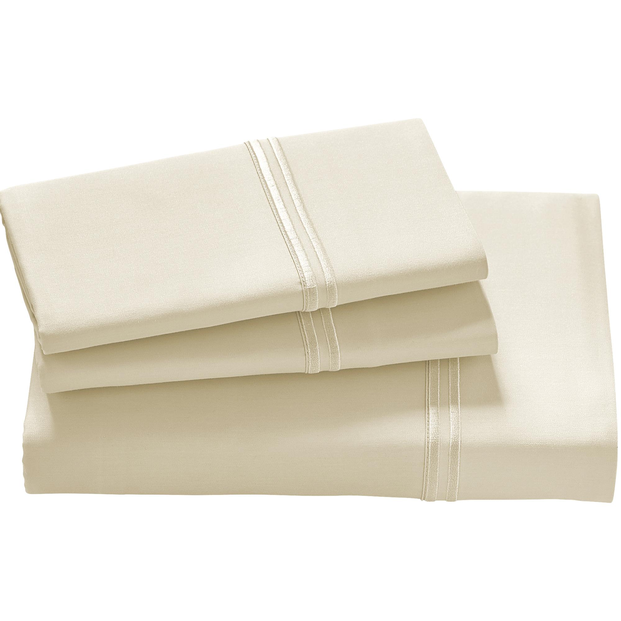 Purecare | Elements Ivory California King Modal Sheet Set