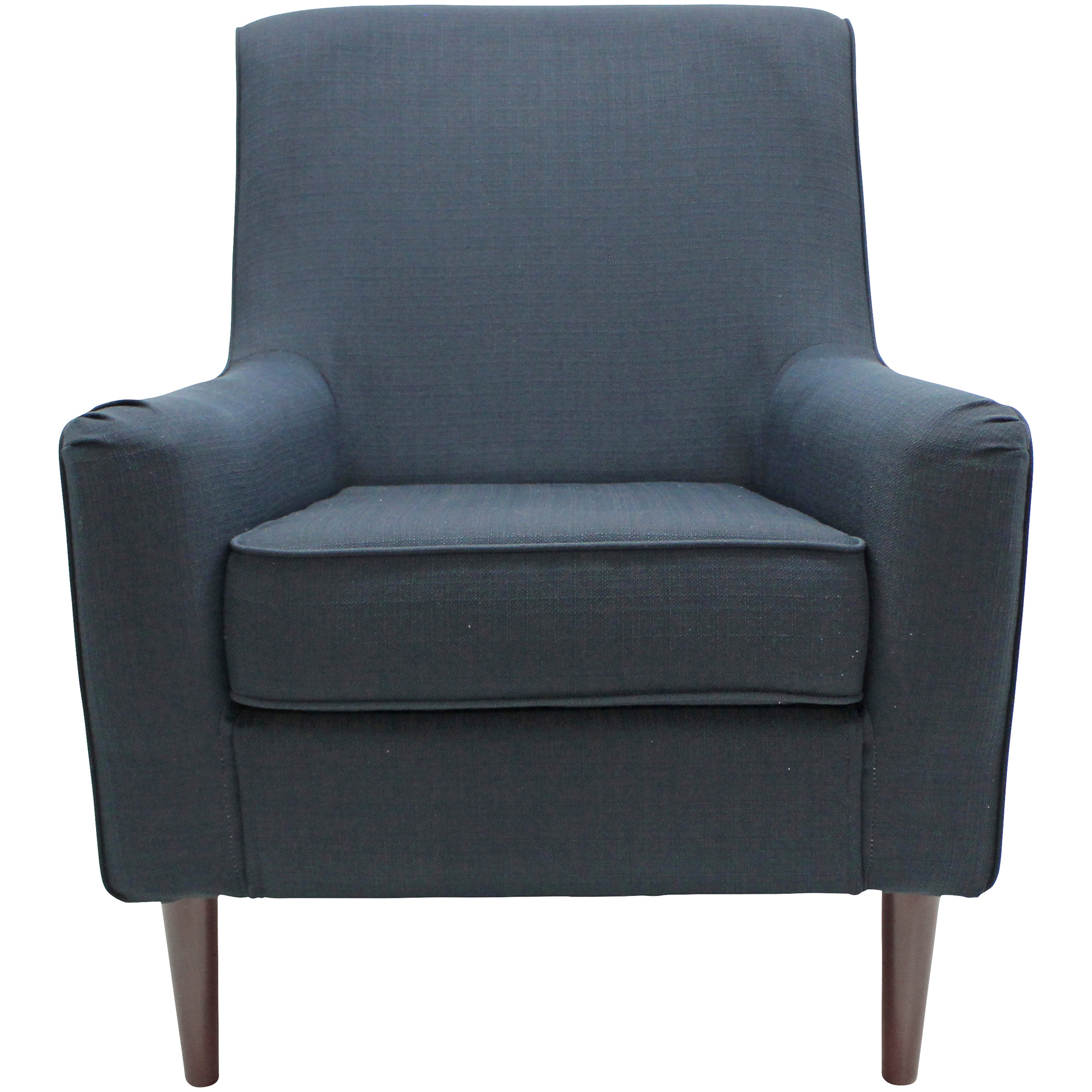 Overman | Laura Navy Accent Chair