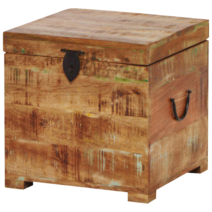 Jaipur Home LLC | Accent Collection Brown Reclaimed Trunk