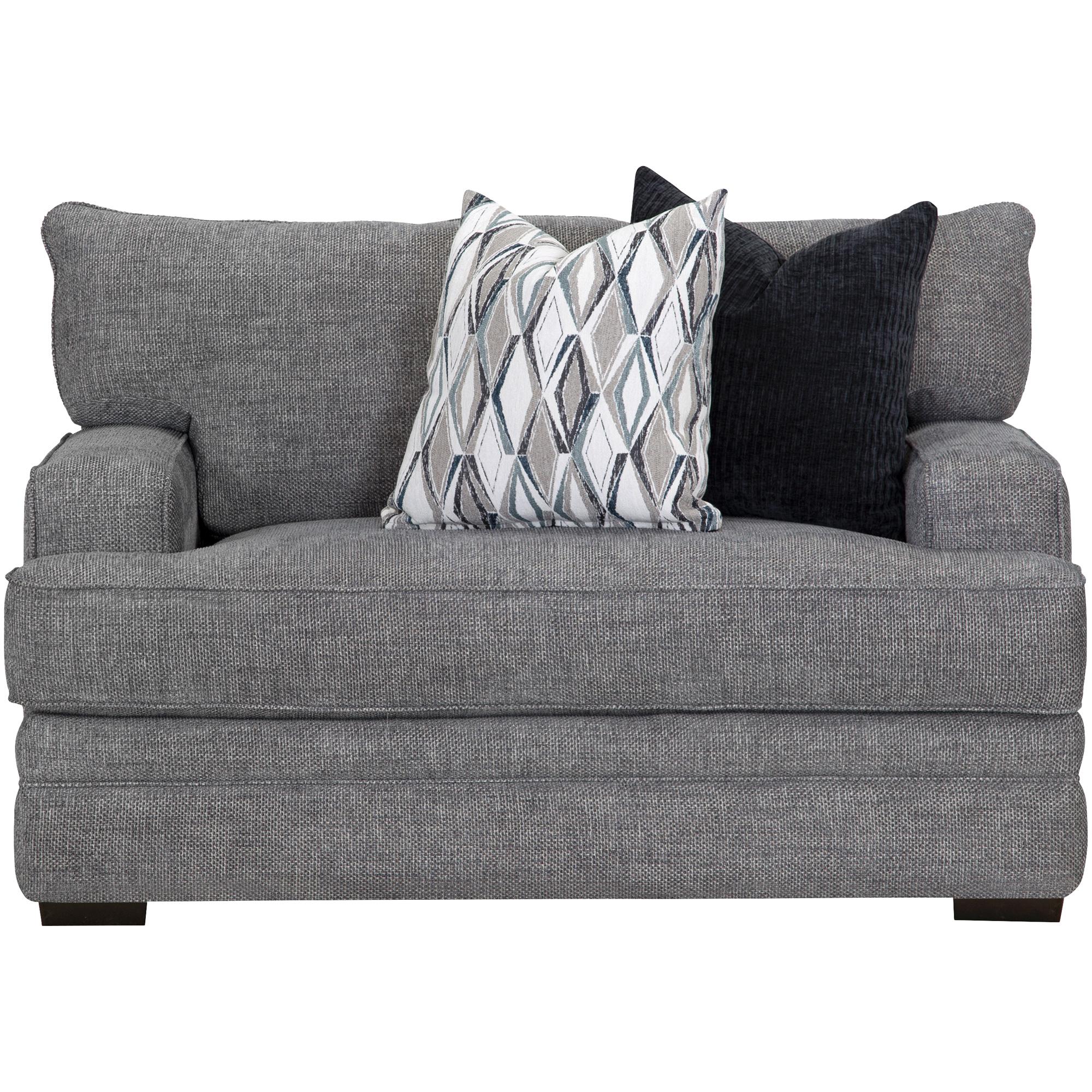 Franklin | Crowes Denim Chair