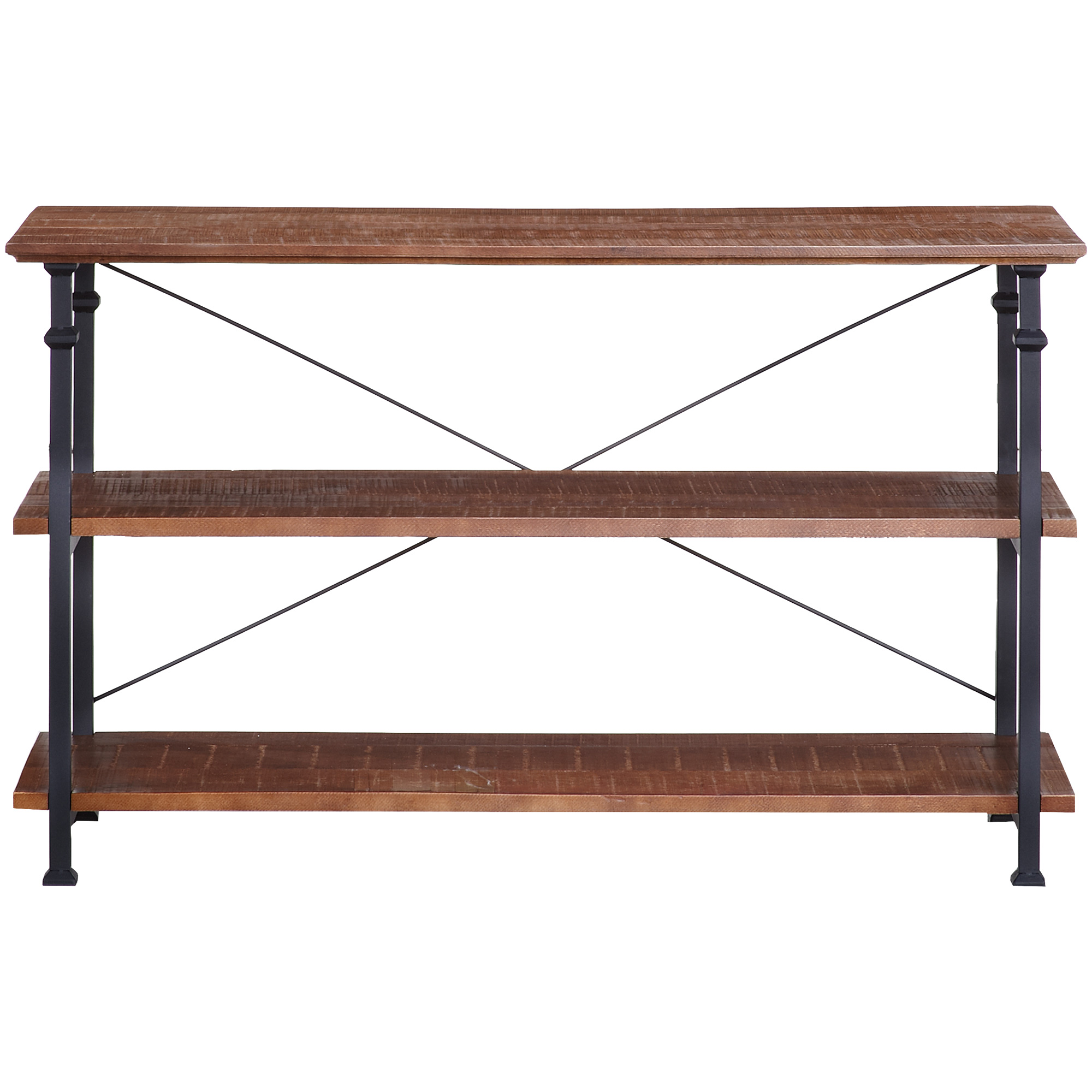 Home Elegance | Ames Poplar Console Table