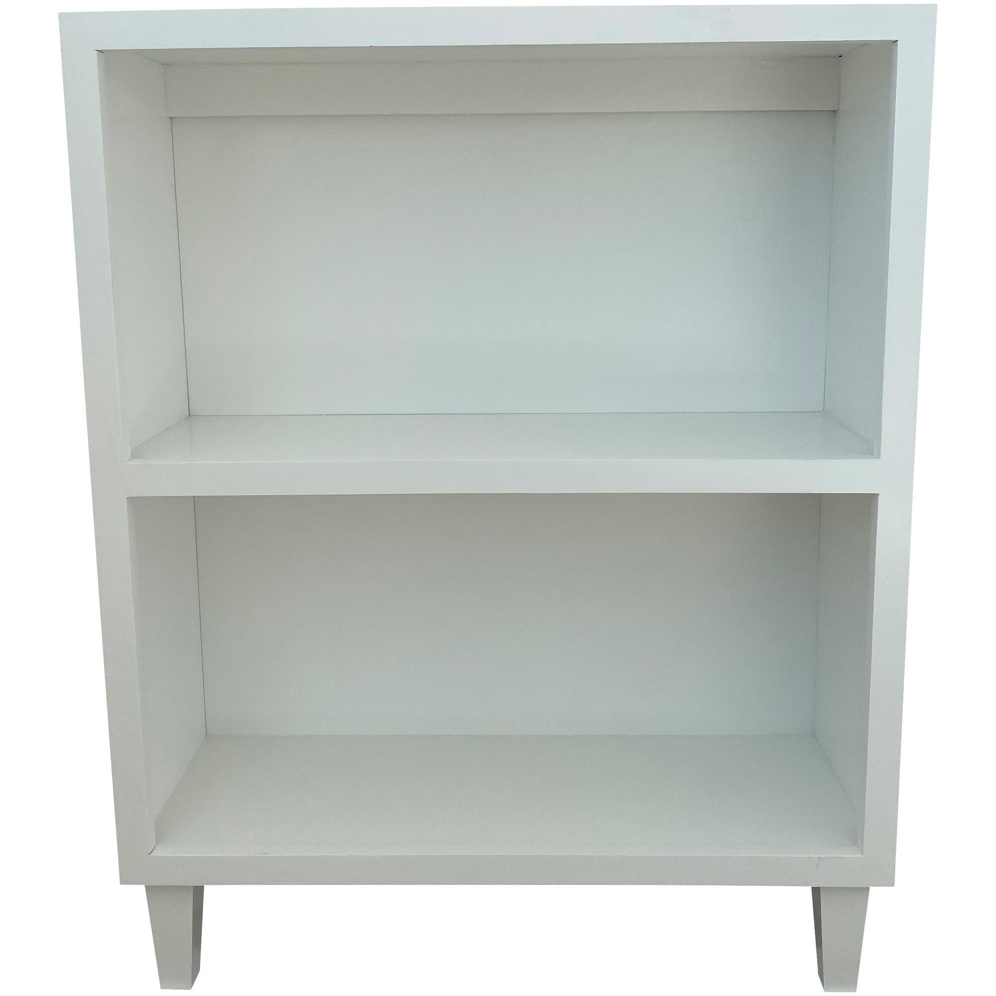 Arts Designs | Samson White Bookcase