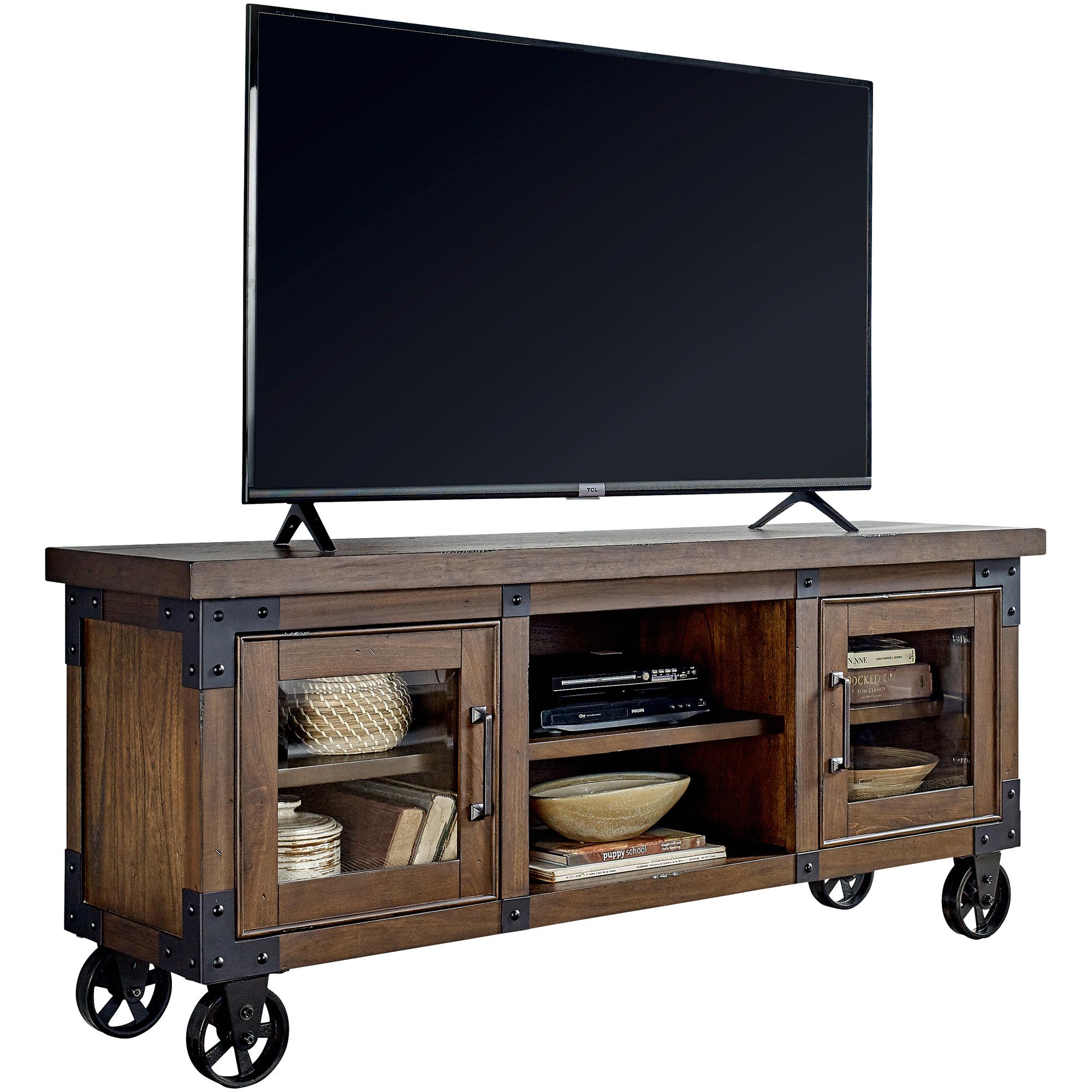 """Martin Furniture | Addison Auburn 60"""" Console Table"""