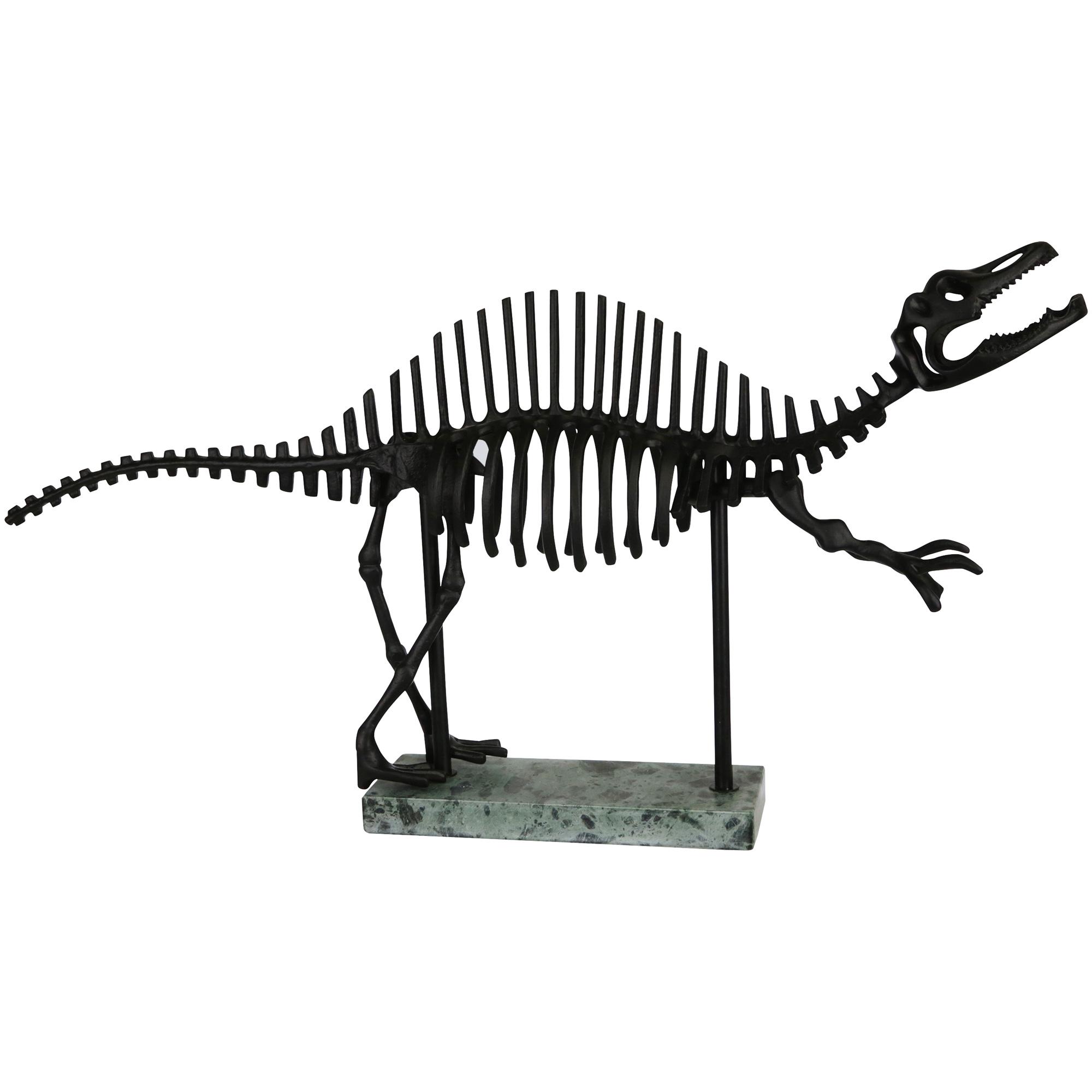 Sagebrook | Elevated Chic Black Dinosaur