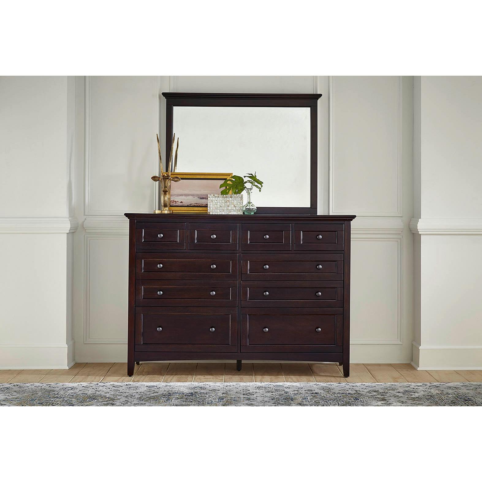 A America | Westlake Dark Mahogany Dresser