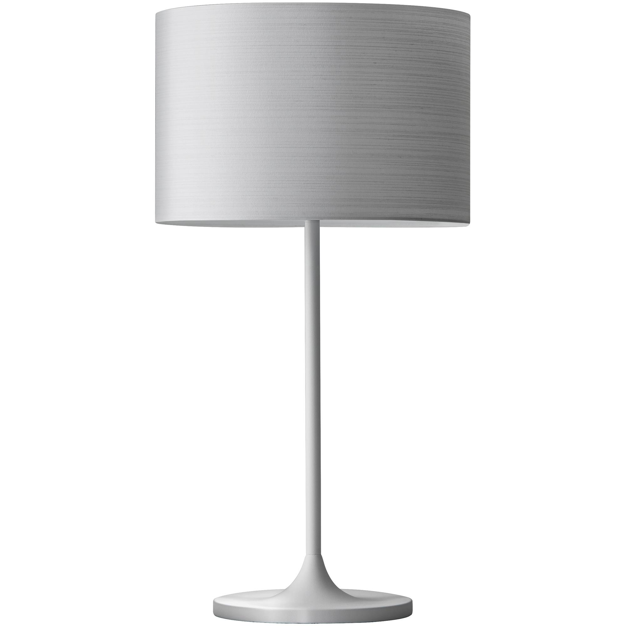Adesso | Oslo White Desk Lamp