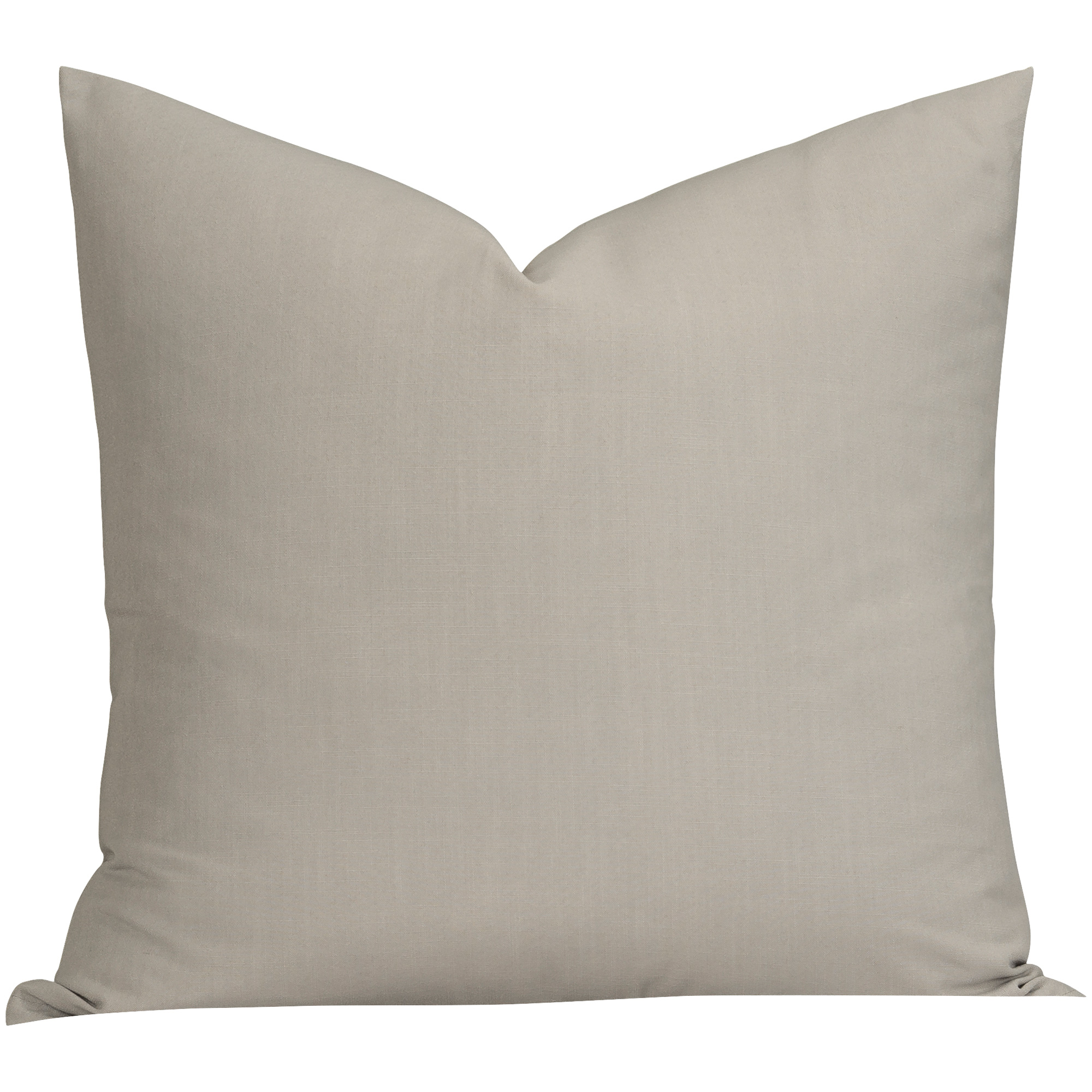 Sis Enterprises | Atlantic Silver Euro Pillow
