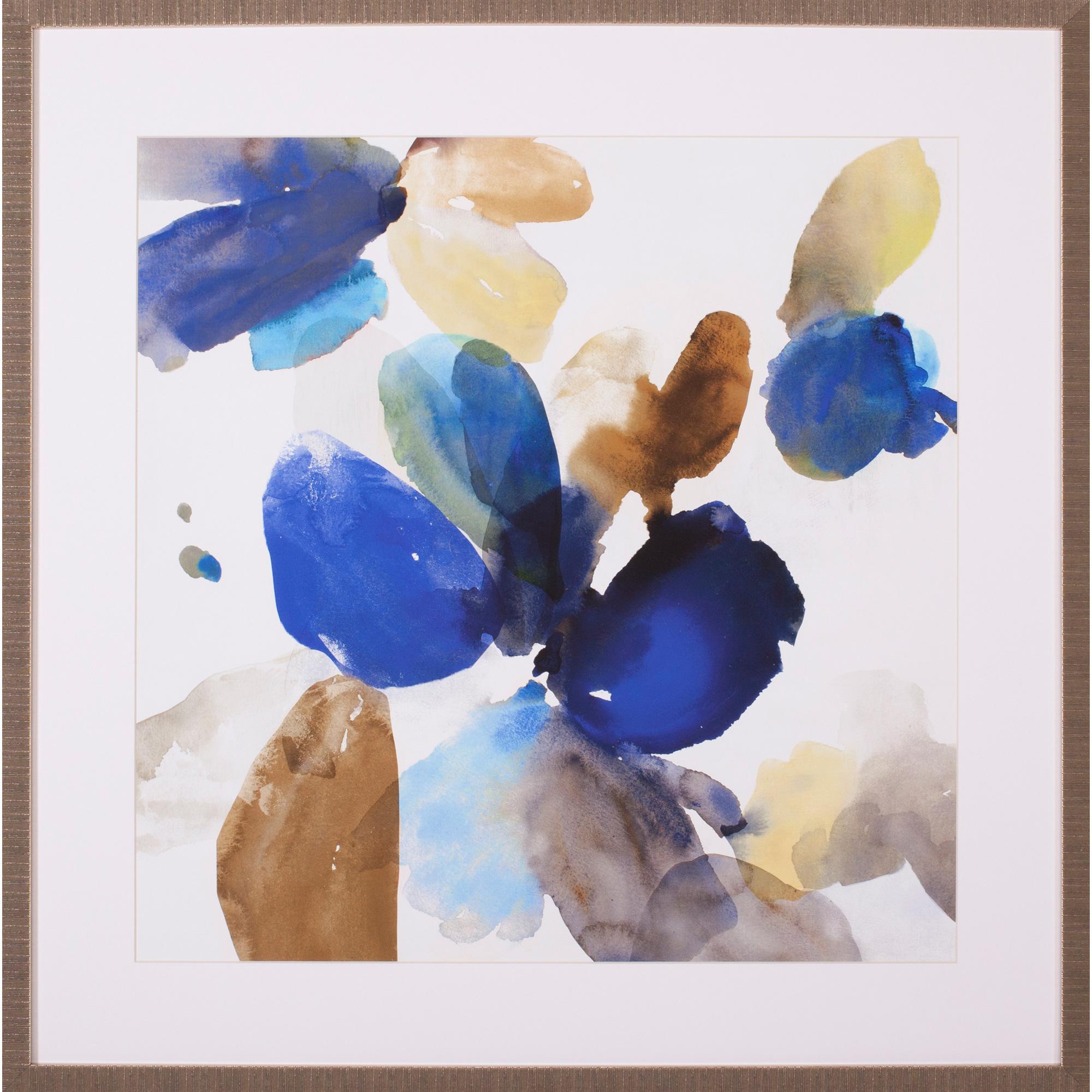 Art Effects | Blue Velvet I Wall Art
