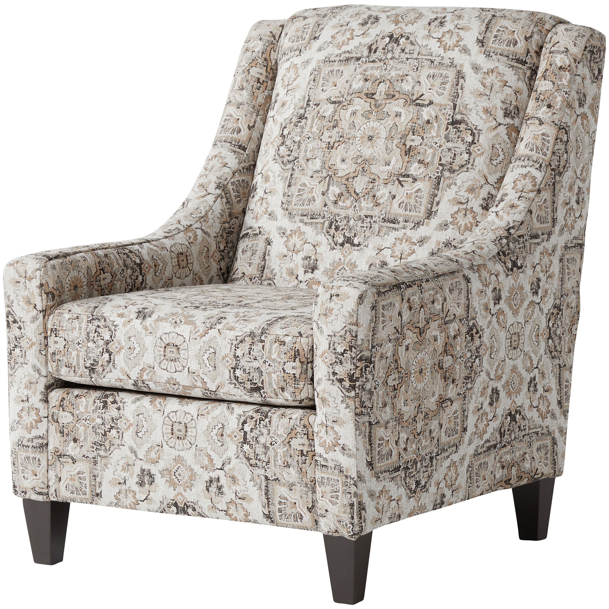 Hughes | Coleton Shadow Accent Chair