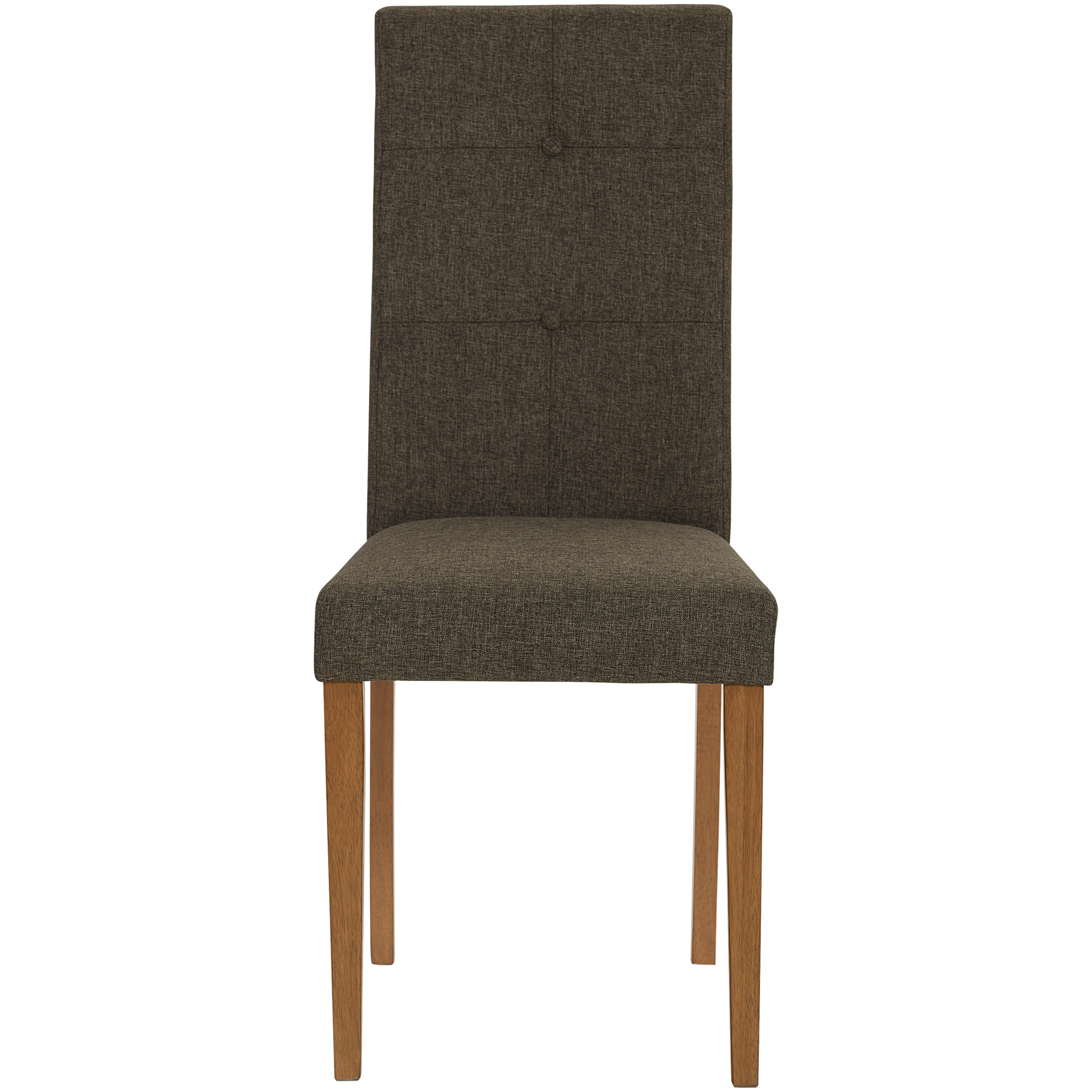 Progressive Furniture Inc. | Arcade Charcoal Gray Upholstered Dining Chair