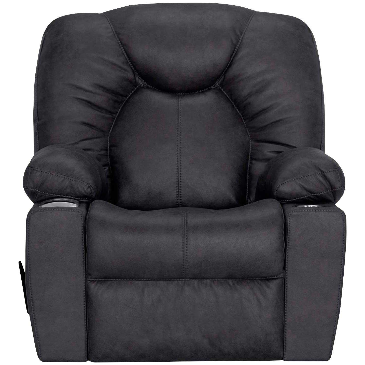 Franklin | Astro Steele Rocker Recliner Chair