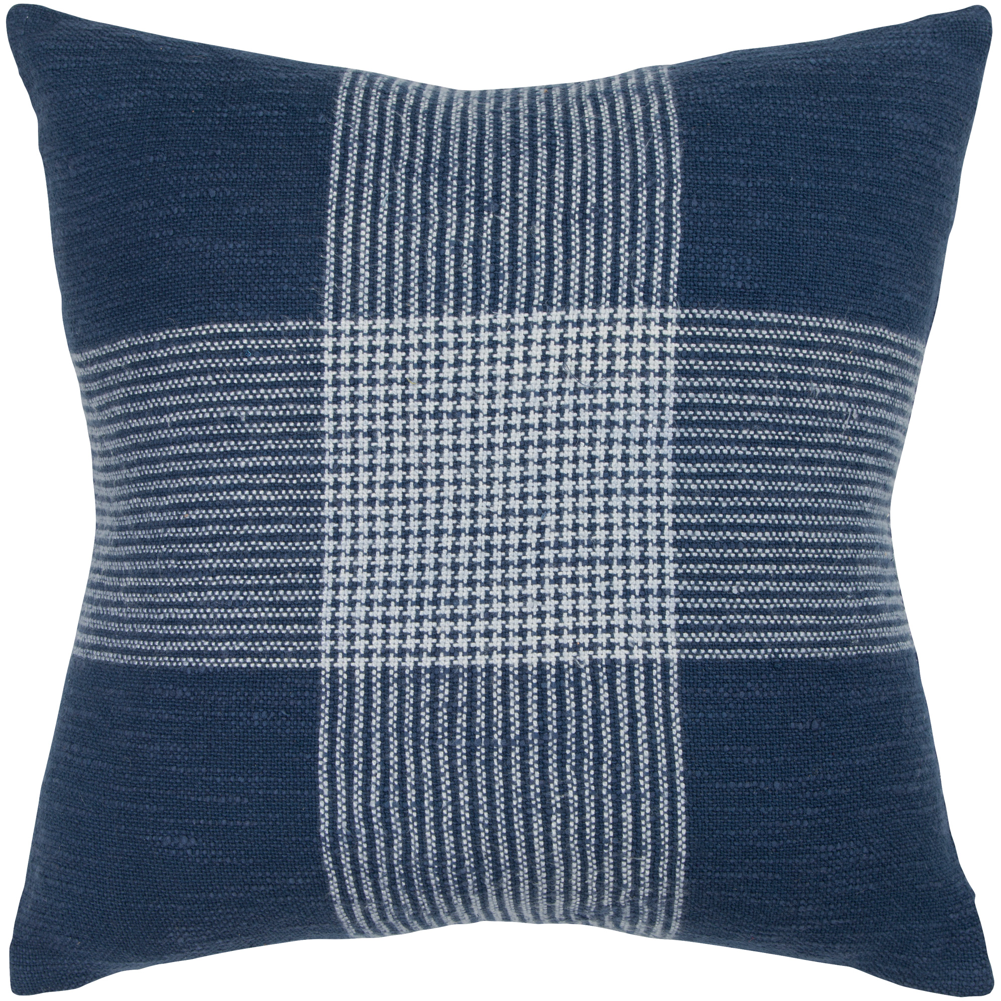 Rizzy Home | Belle Blue Pillow