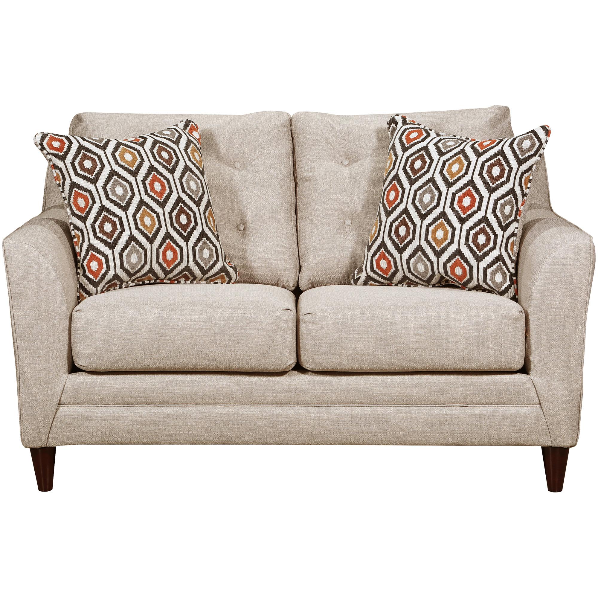 Lane Home Furnishings | Cink Linen Loveseat Sofa