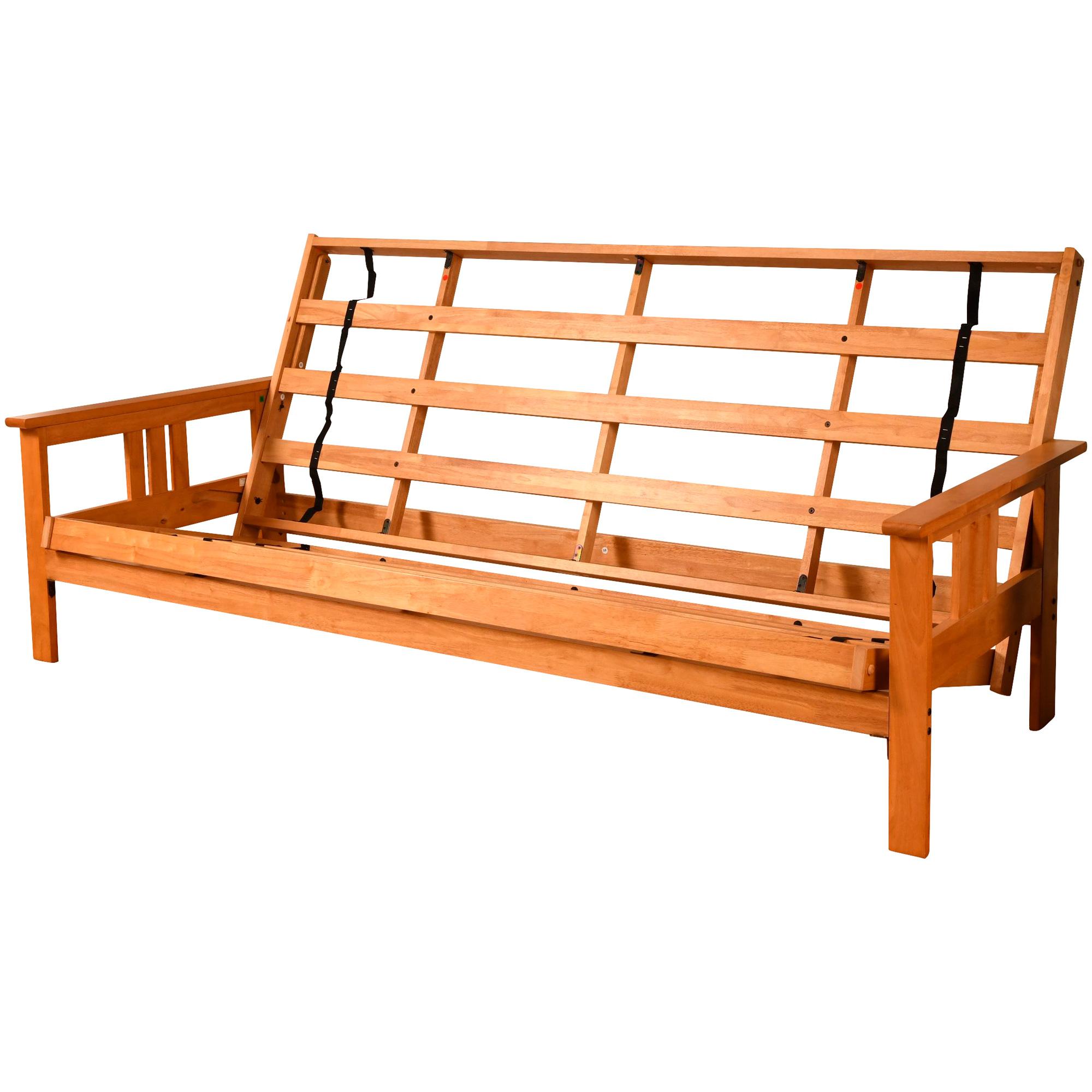 Kodiak Furniture | Colfax Butternut Queen Futon