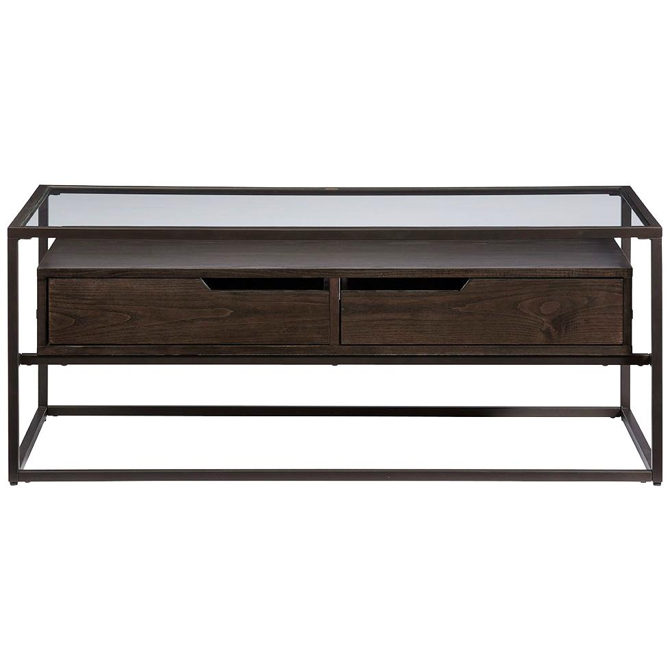 Progressive Furniture Inc. | Presidio Umber Coffee Table
