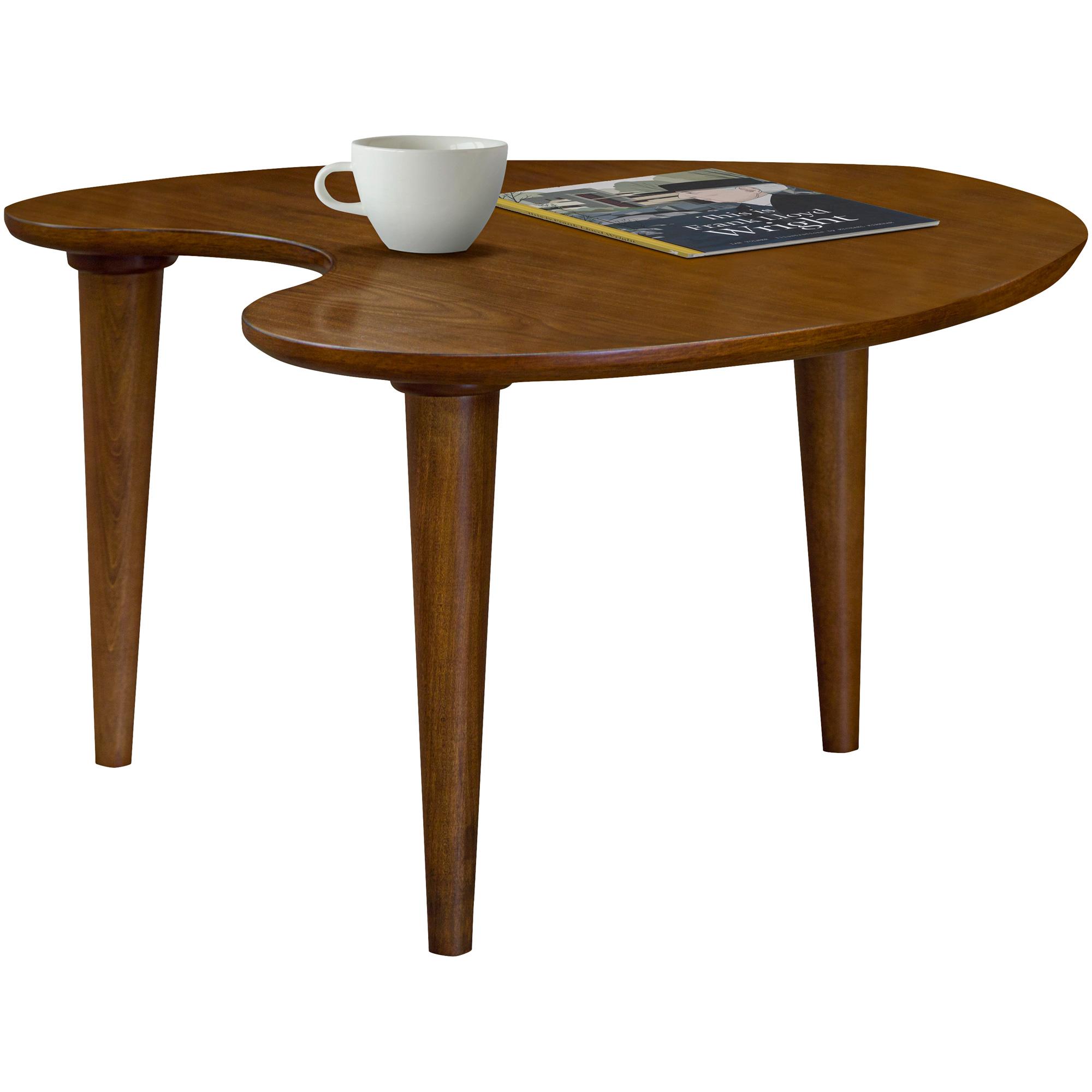 Issa Muebles | Urbana Walnut Coffee Table