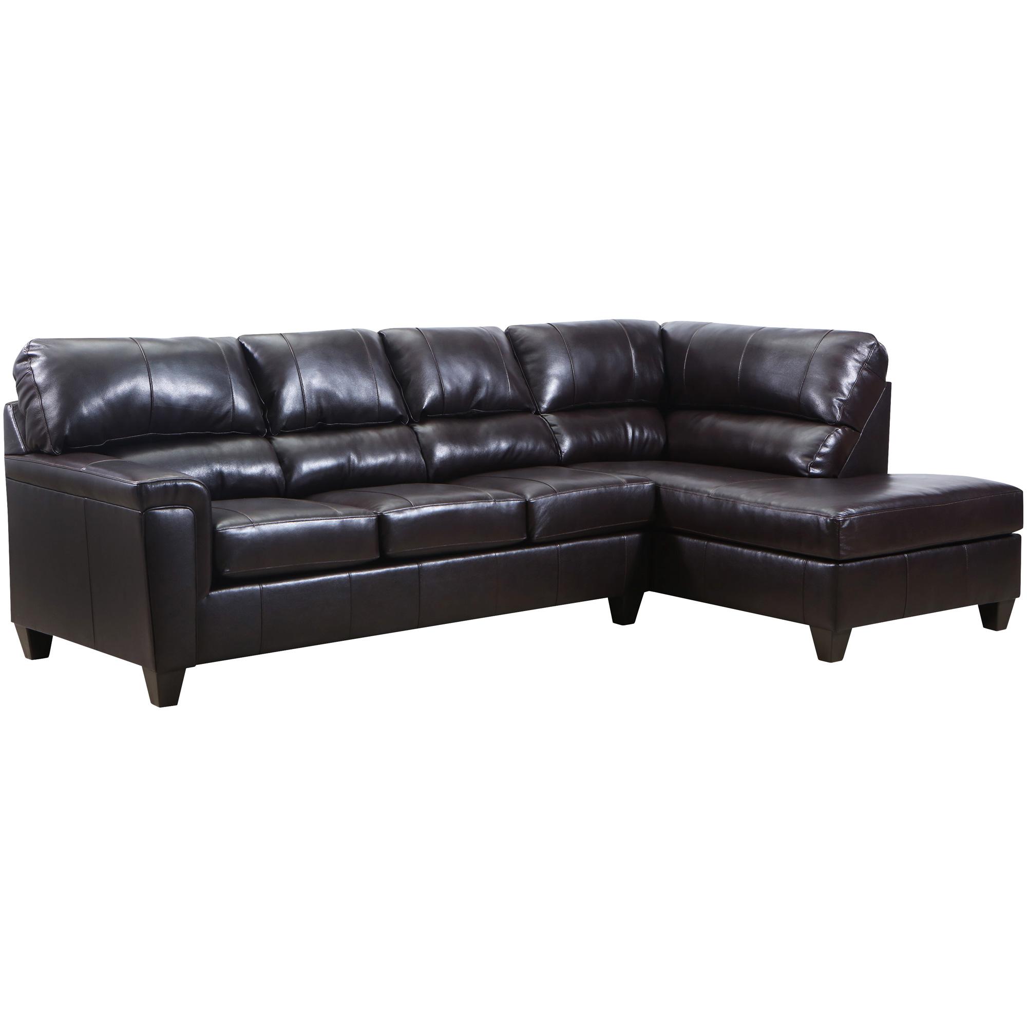 Lane Furniture | Barnes Bark Right Chaise Sectional Sofa