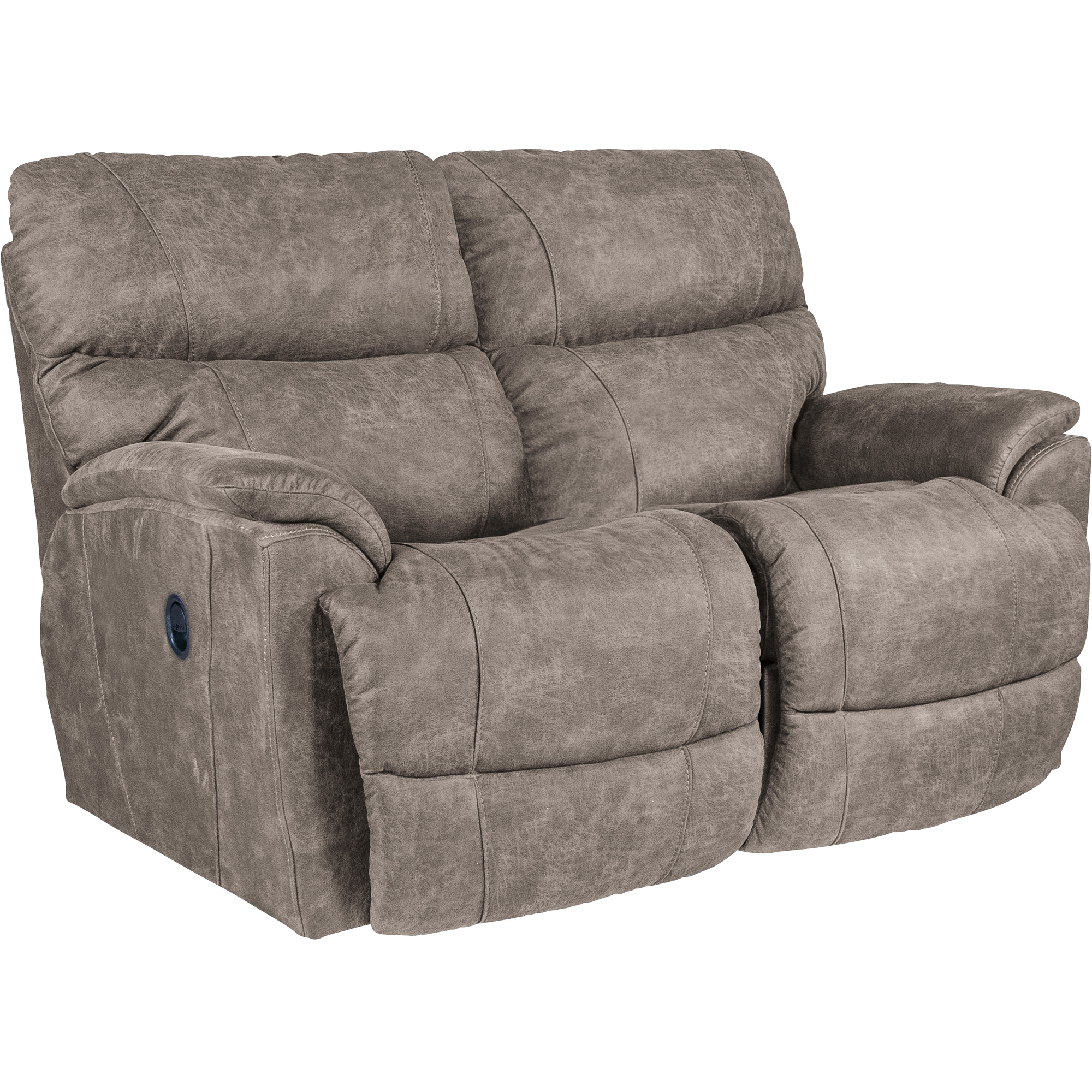 La-Z-Boy | Trouper Sable Reclining Loveseat Sofa