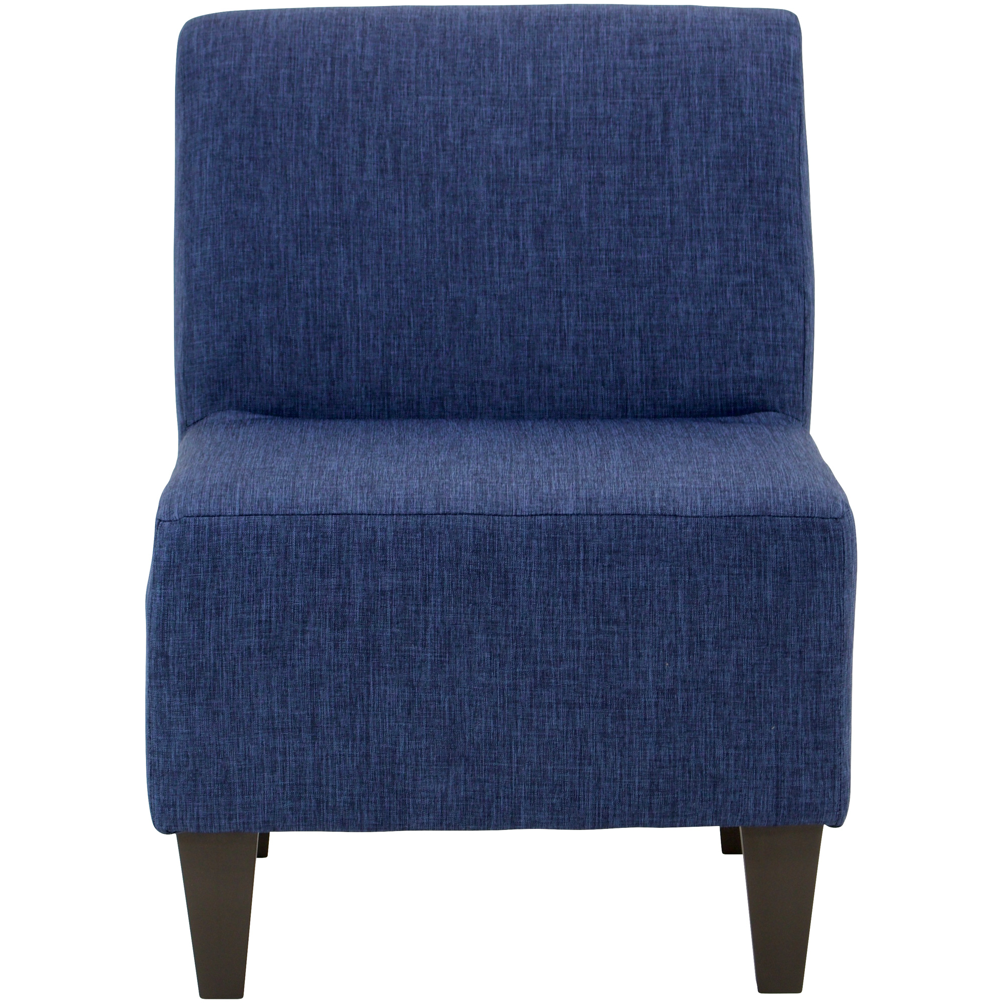 Overman | Amanda Navy Accent Chair