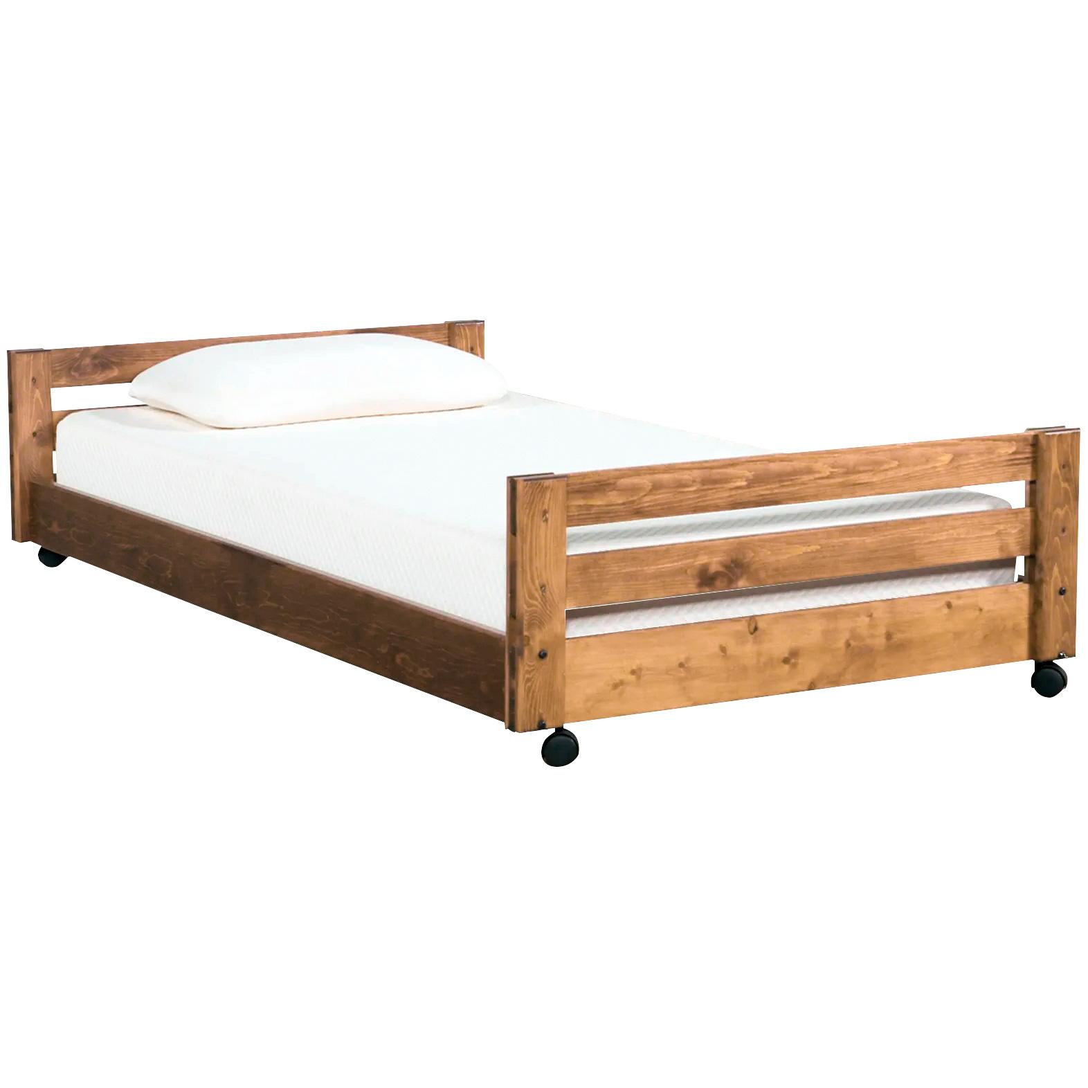 Trendwood Inc. | Bayview Buckskin Twin Bed