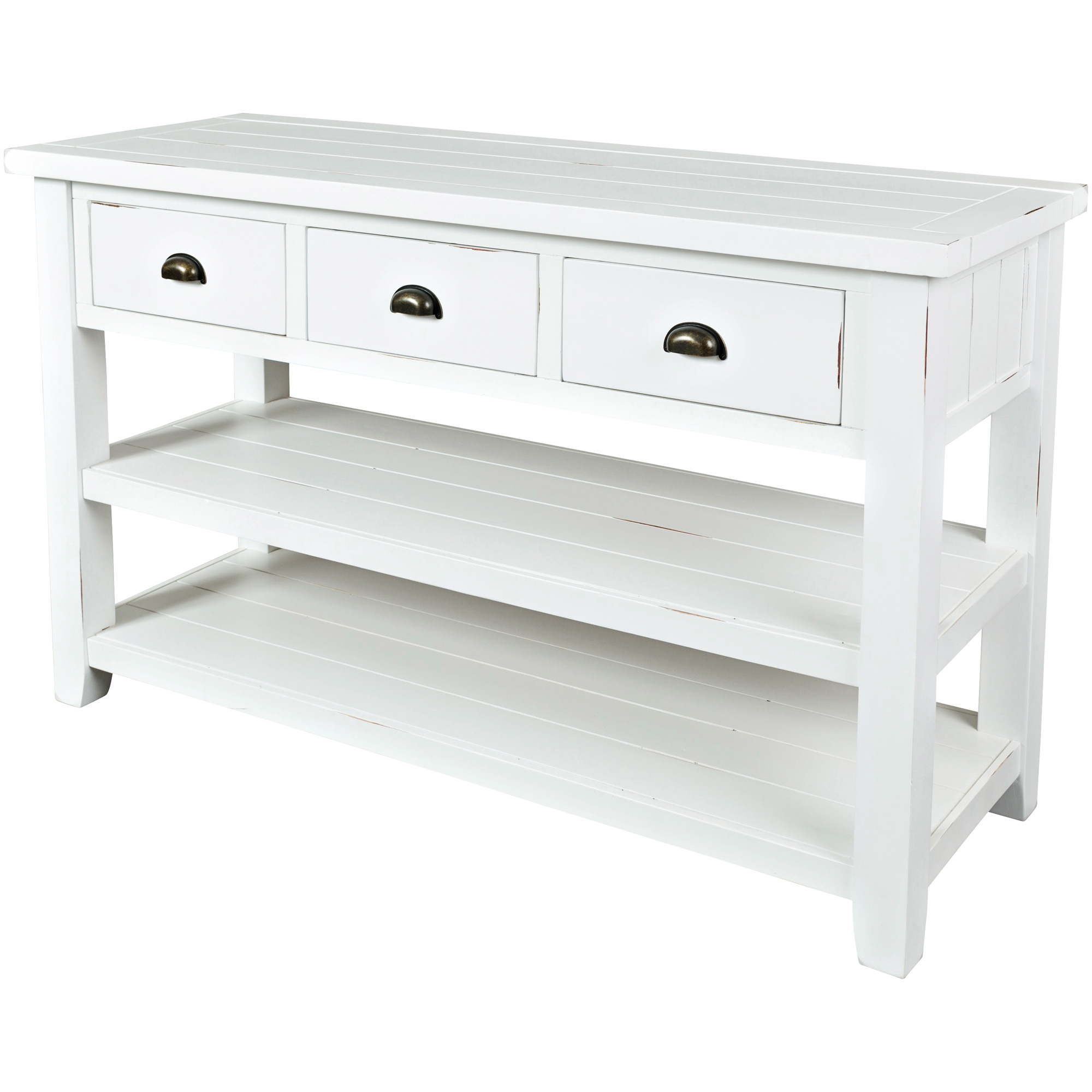 Jofran | Artisans Craft White Console Table