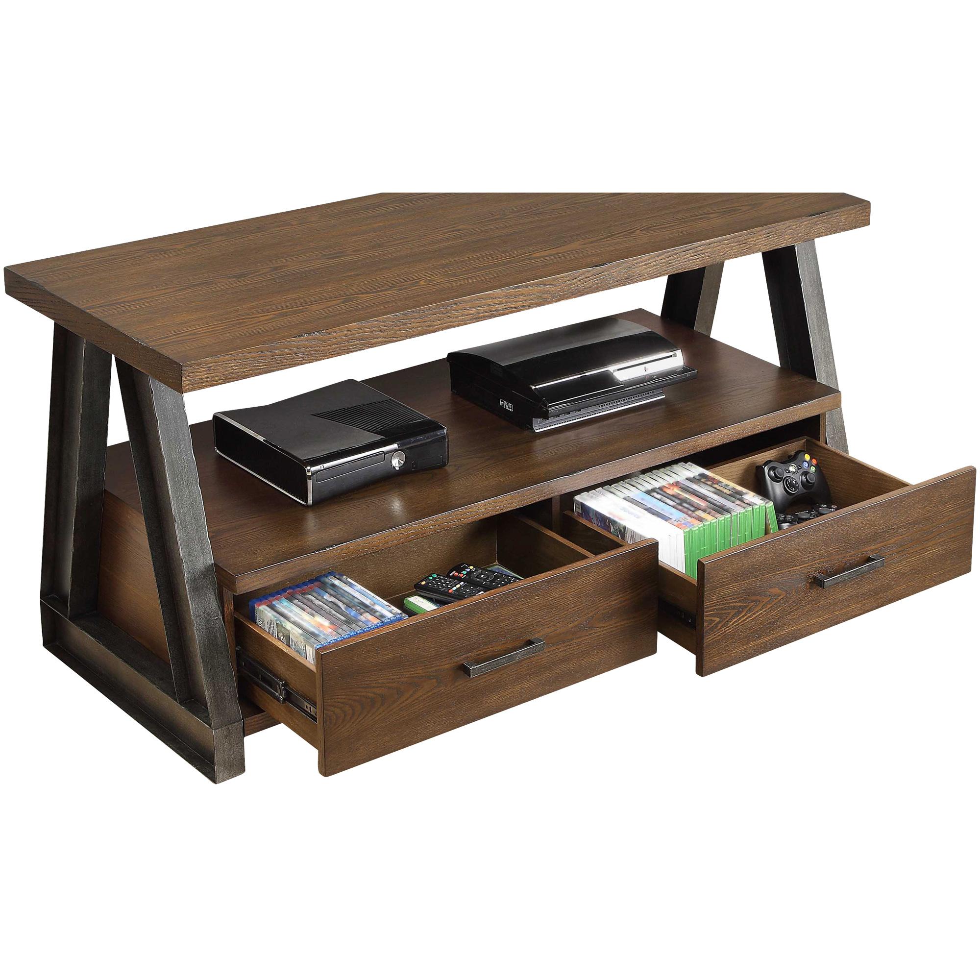 """Apam | Dakota Brown 54"""" Console Table"""