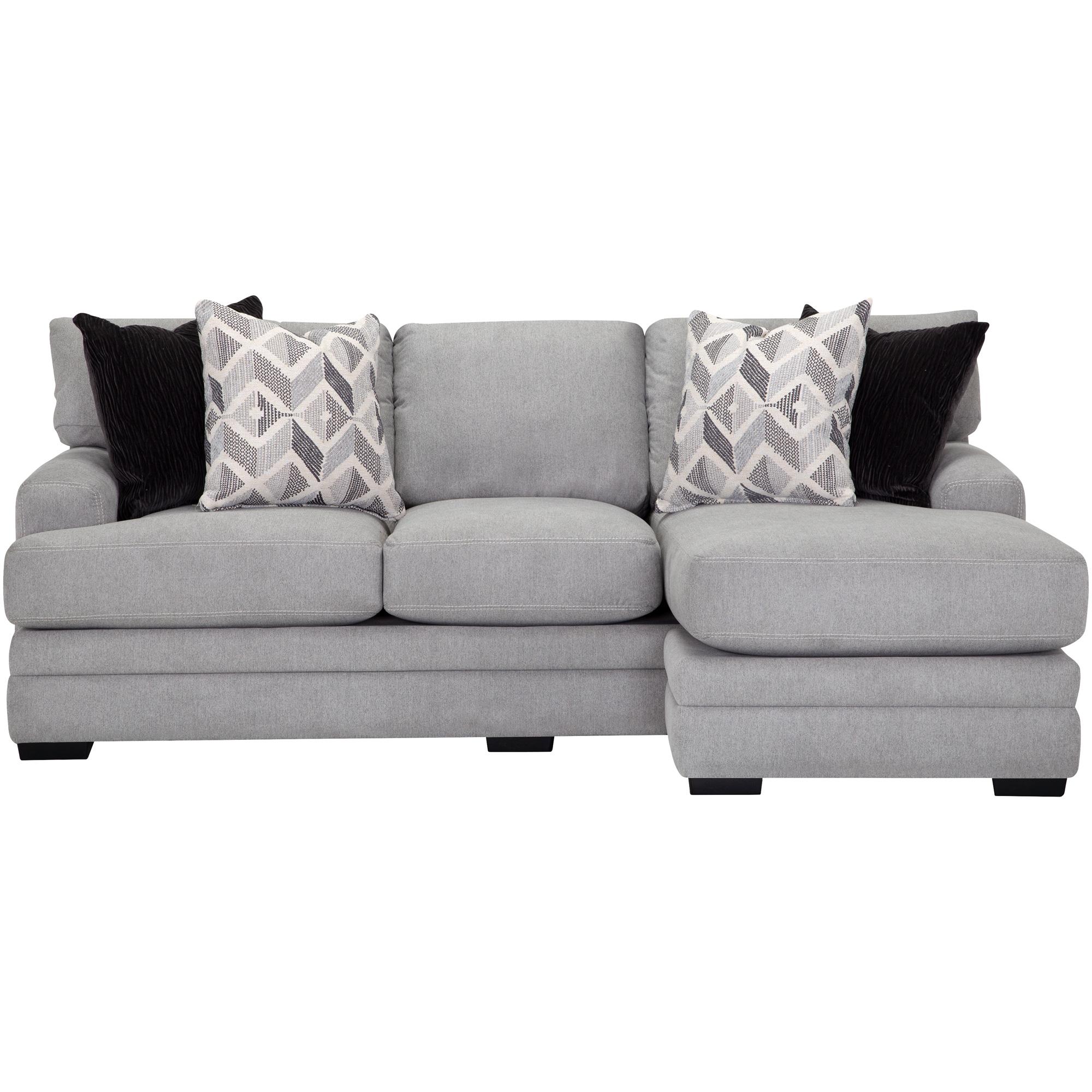 Franklin | Avanti Pebble Chaise Sofa