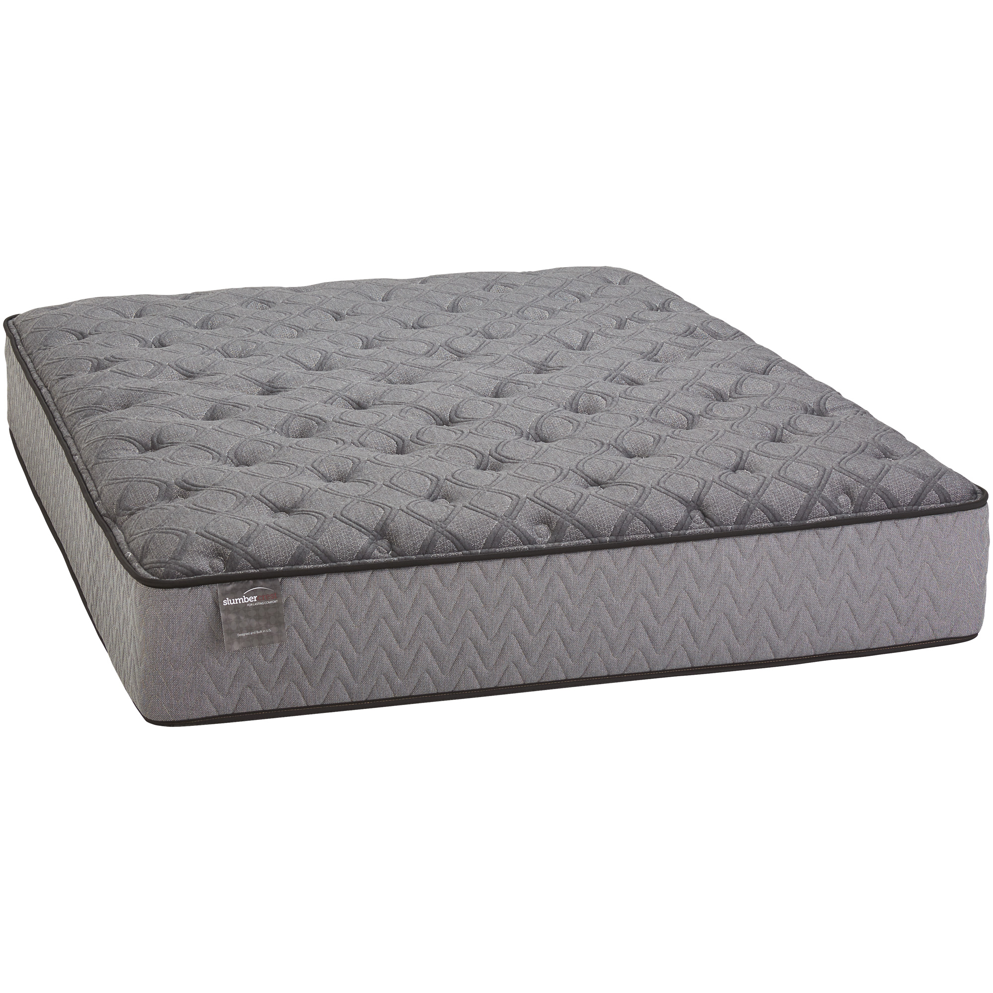 Slumbercrest Plush Queen Mattress