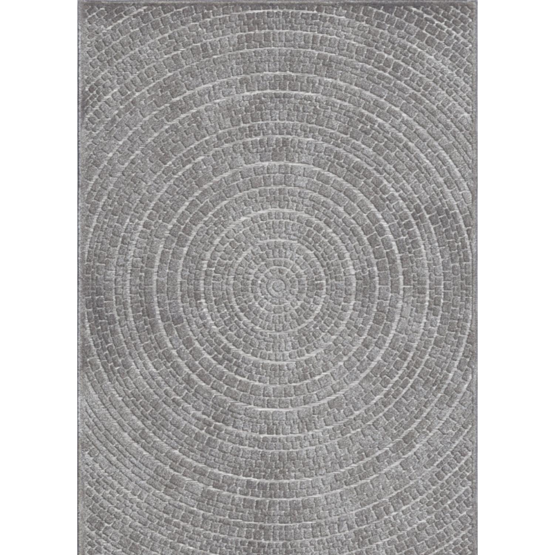 Orian | Boucle Sculpture Braid Silverton 8x10 Area Rug