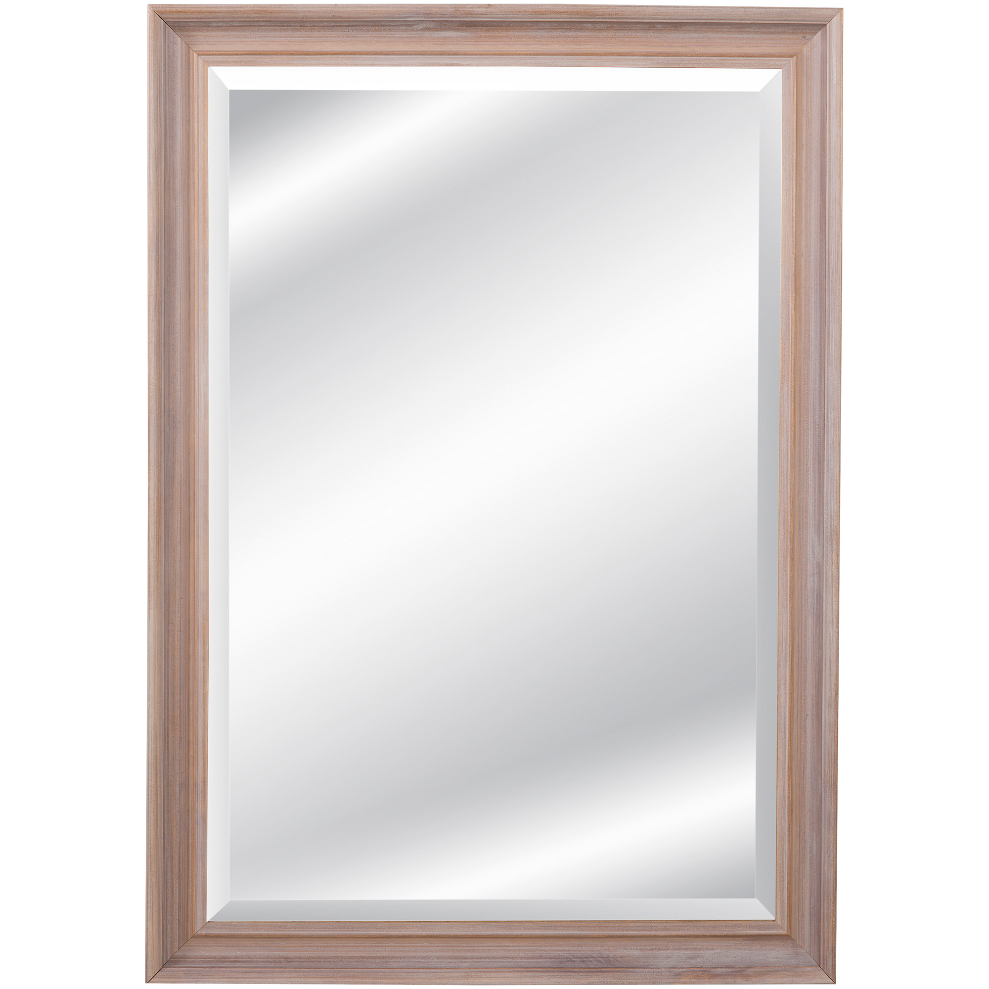 Bassett Mirror | Harleigh Natural Wood Wall Mirror