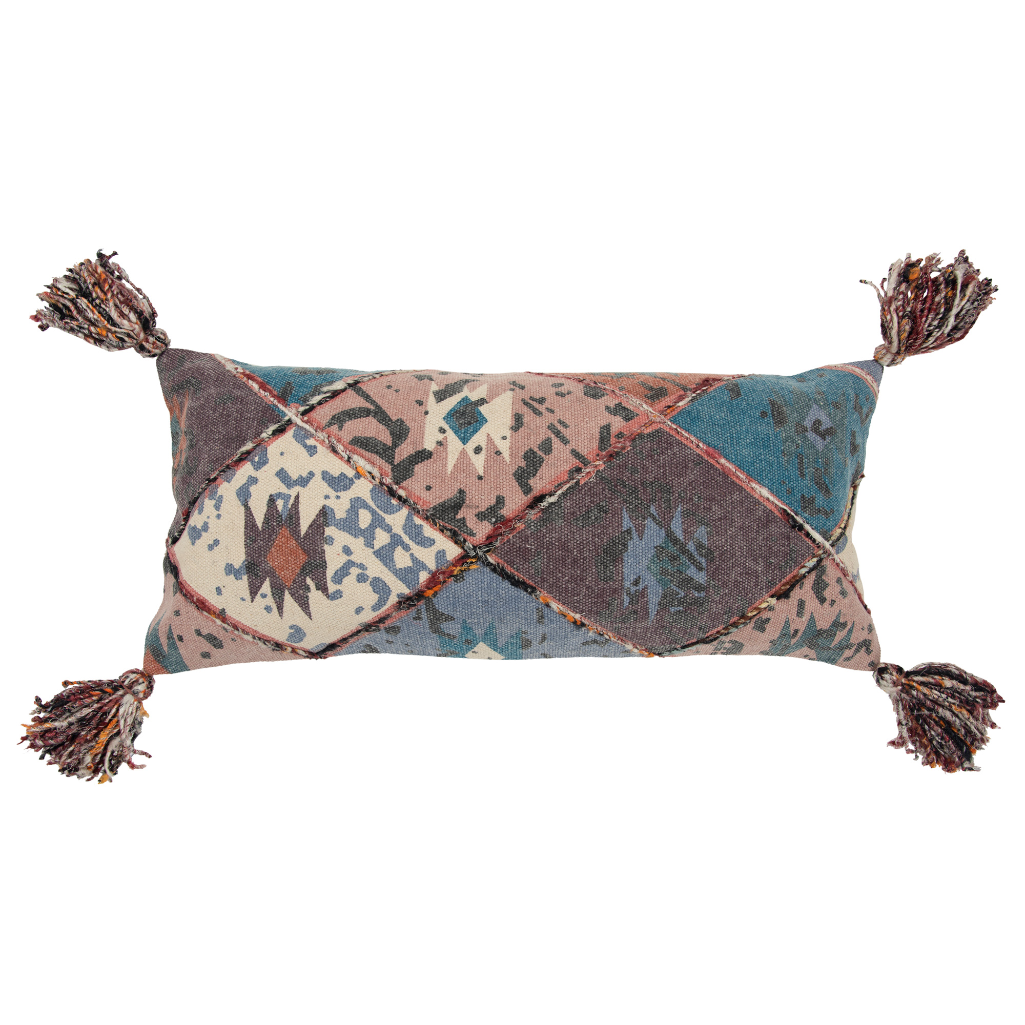 Rizzy Home | Astrid Multi Color Pillow