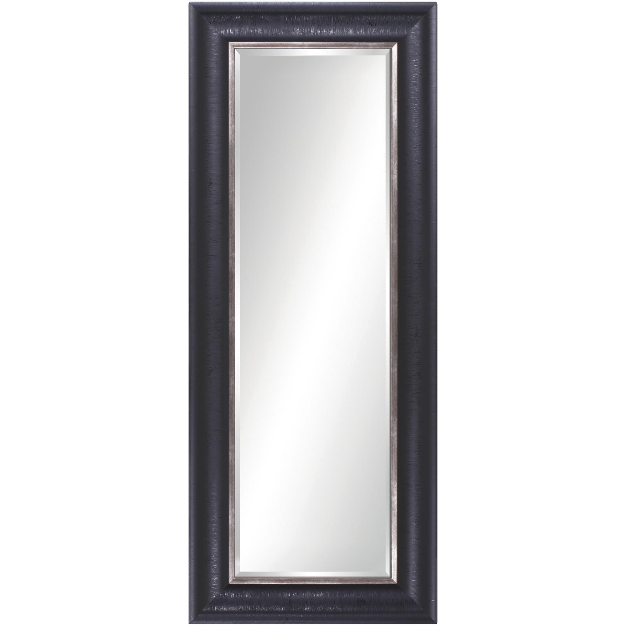 Art Effects | Black Rectangular Mirror