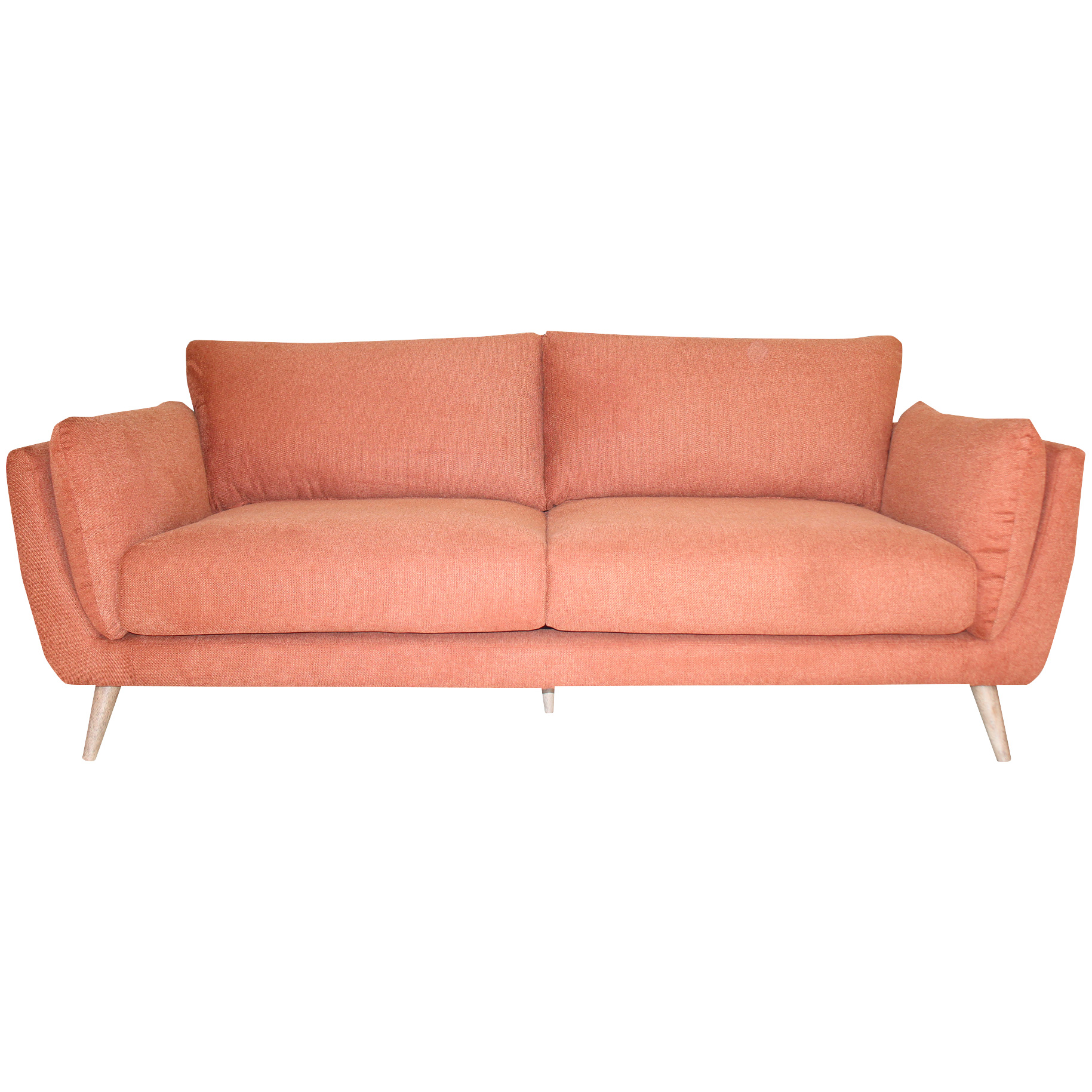 Urban Chic Upholstery | Lydia Copper Sofa