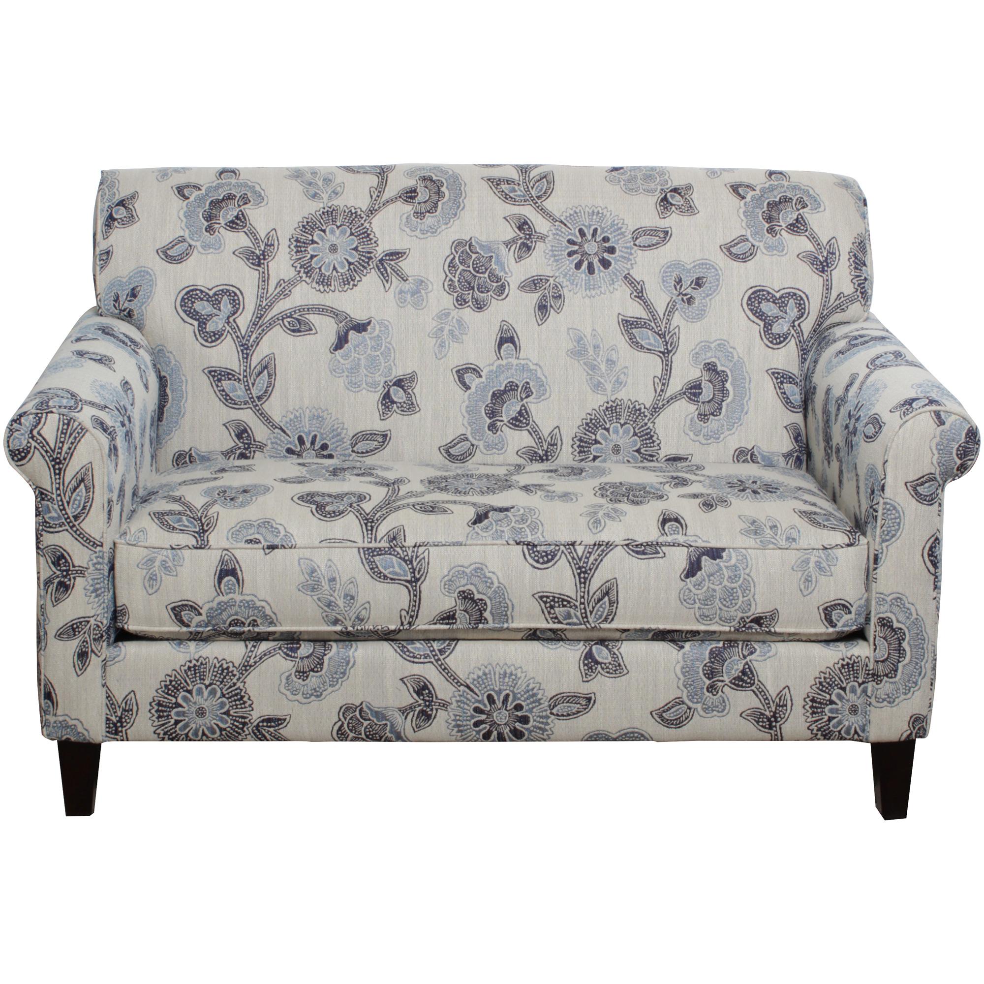 Bauhaus Furniture   Maren Blue Settee Chair
