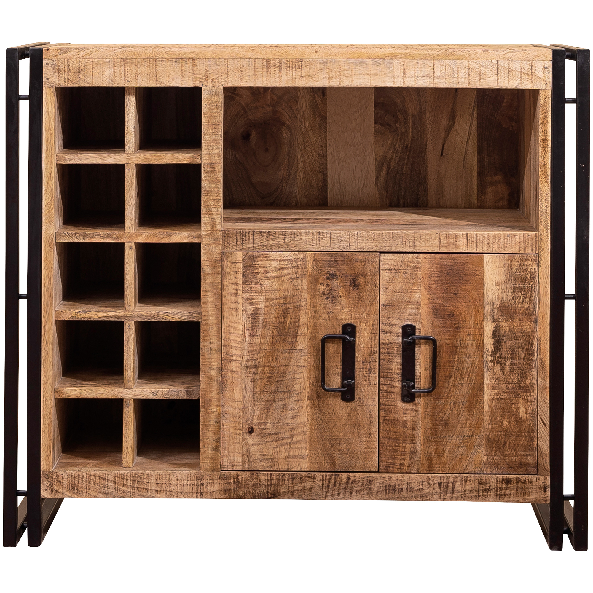 Karavaan Home | Soho Home Brown Wine Cabinet