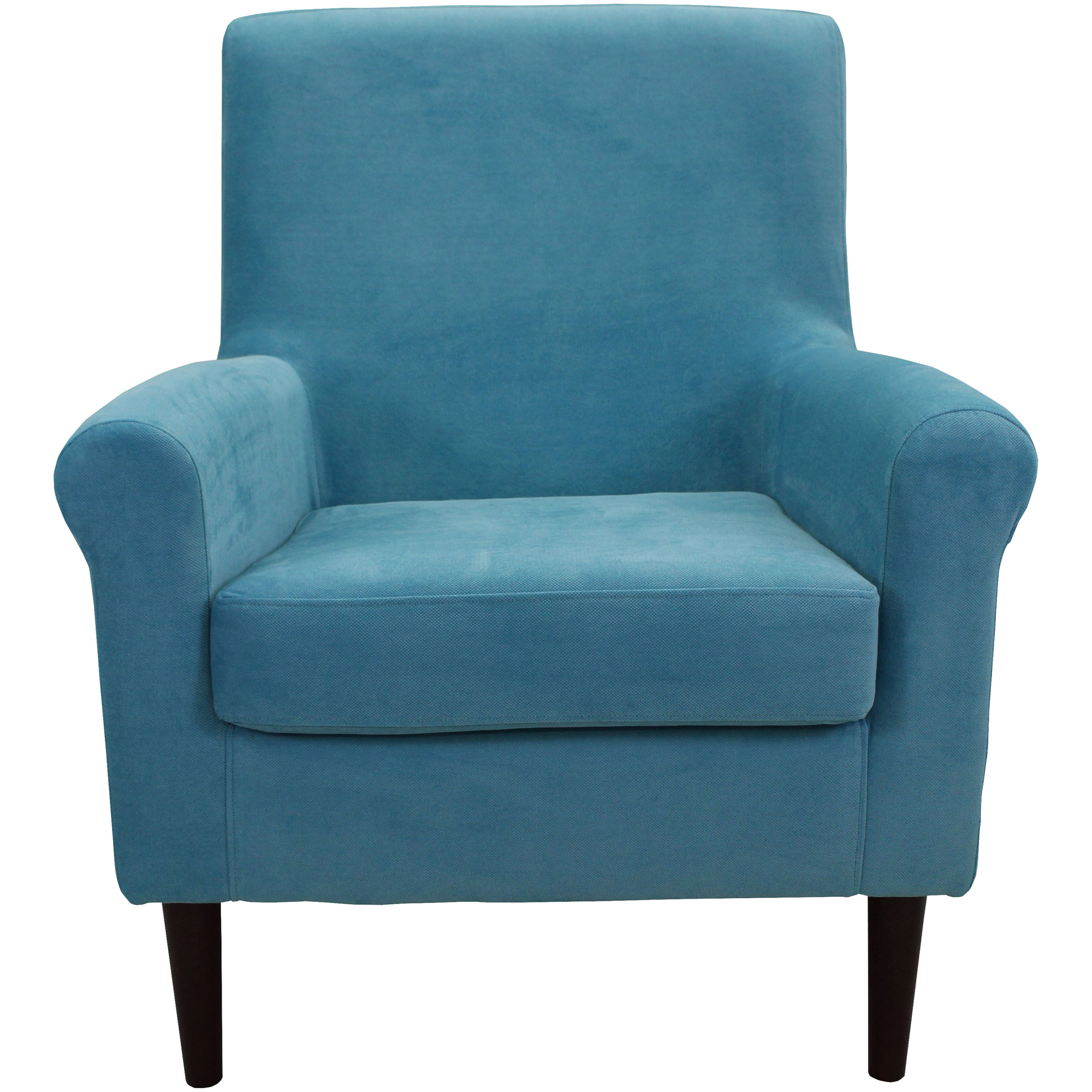 Overman | Ellis Turquoise Accent Chair