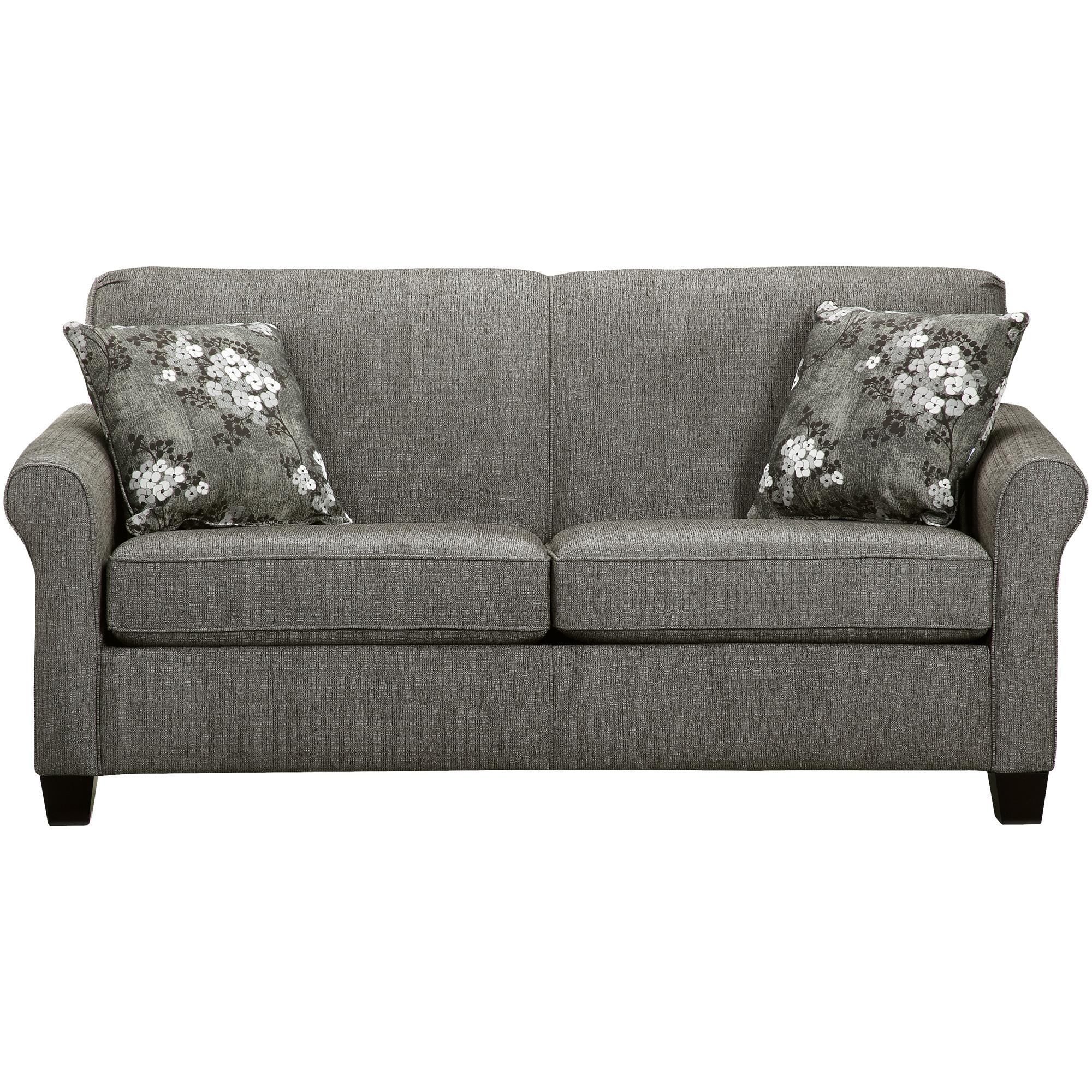 Dimensions By England | York Granite Full Visco Sleeper Sofa