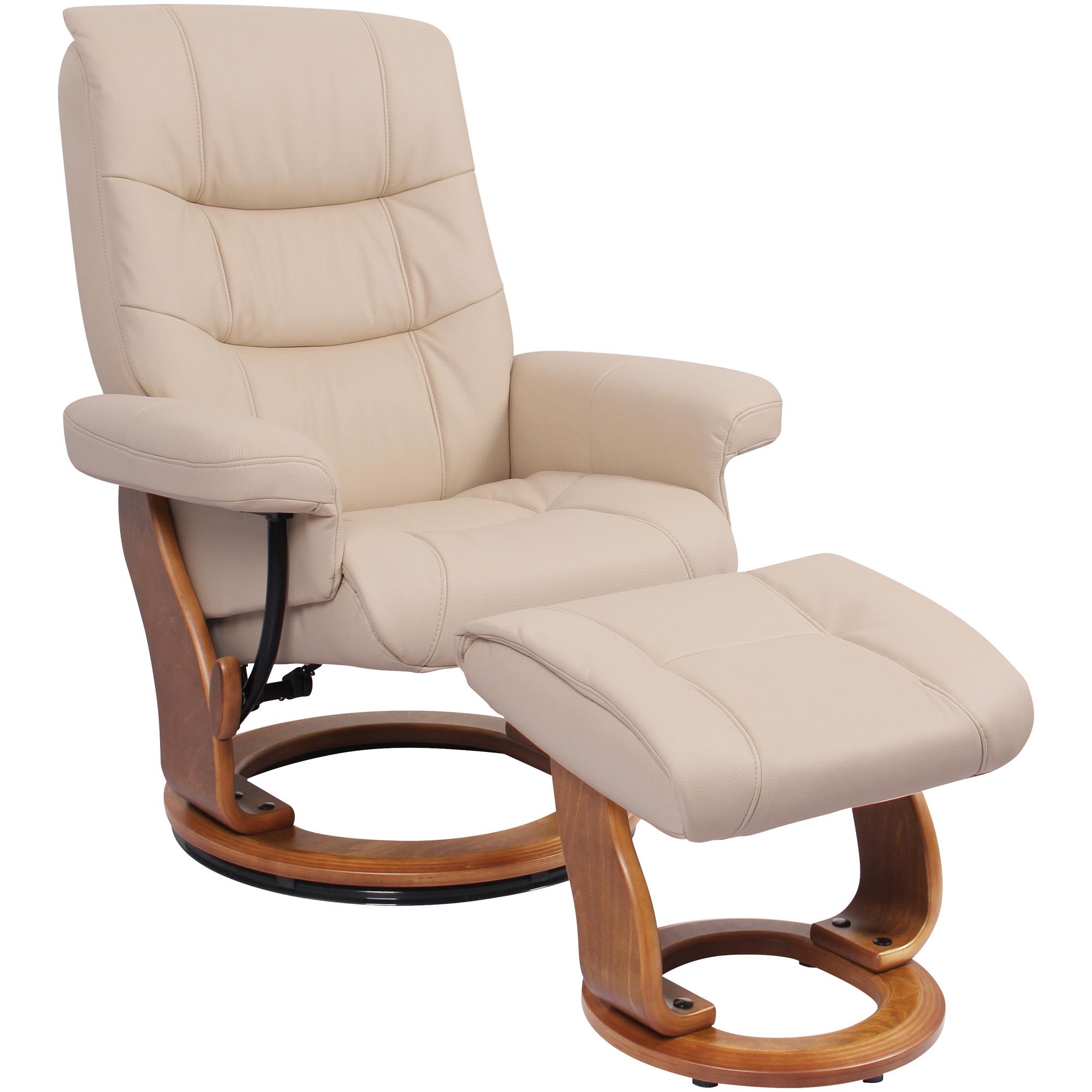 Benchmaster | Rosa II Khaki Recliner Chair