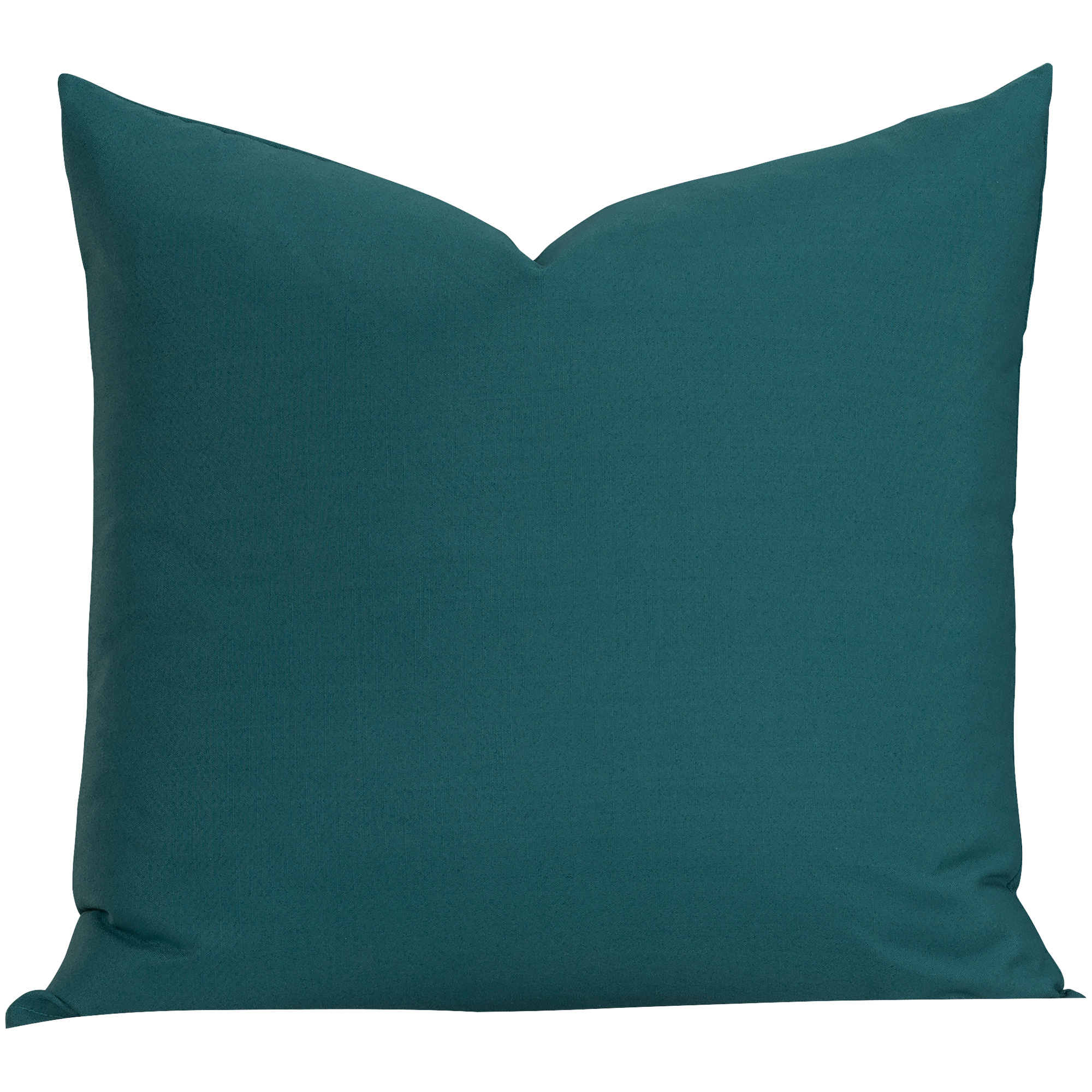 Sis Enterprises | Atlantic Teal Euro Pillow