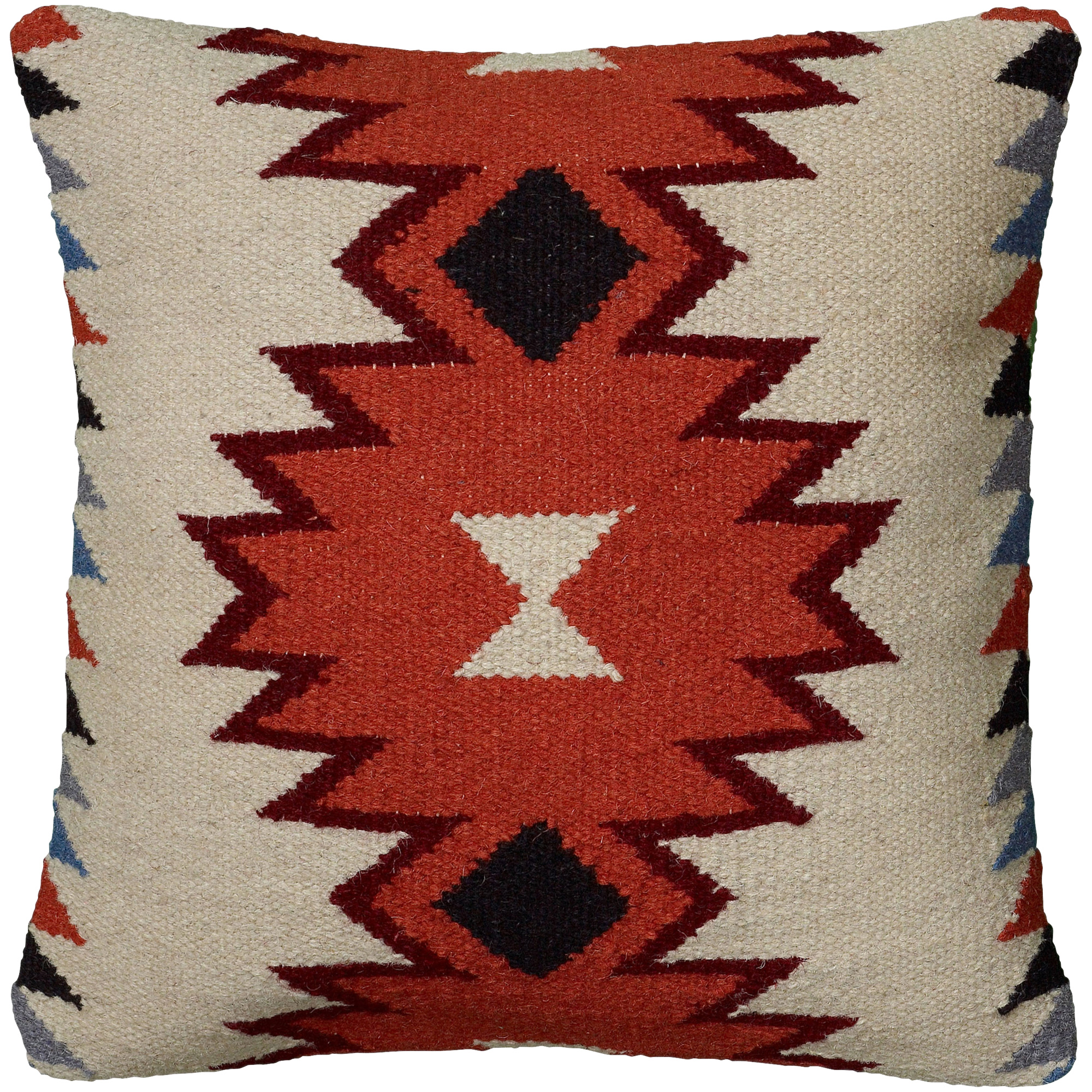 Rizzy Home | Aztec Mission Primary Colored Down Pillow