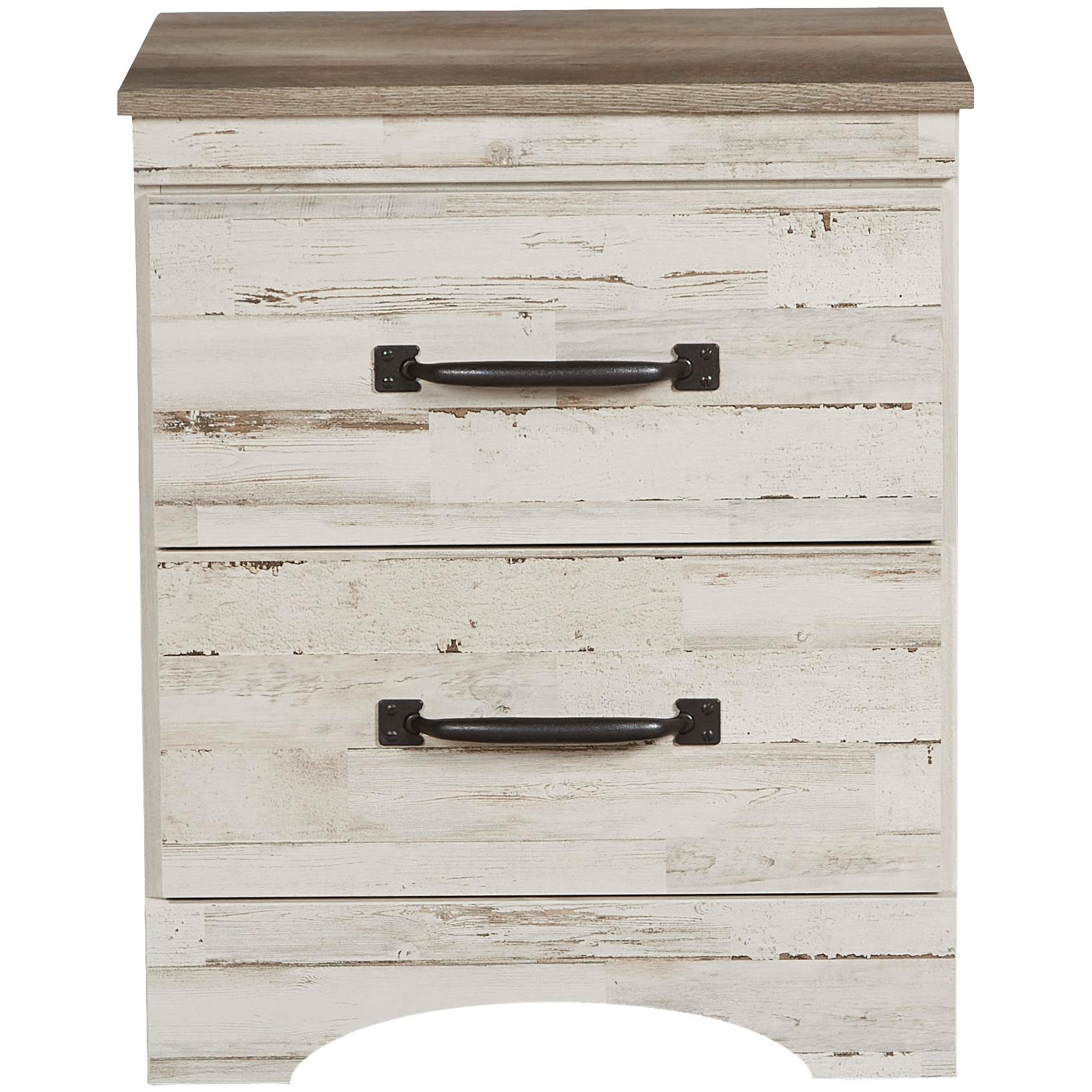 Kith Furniture | Aspen Gray Nightstand