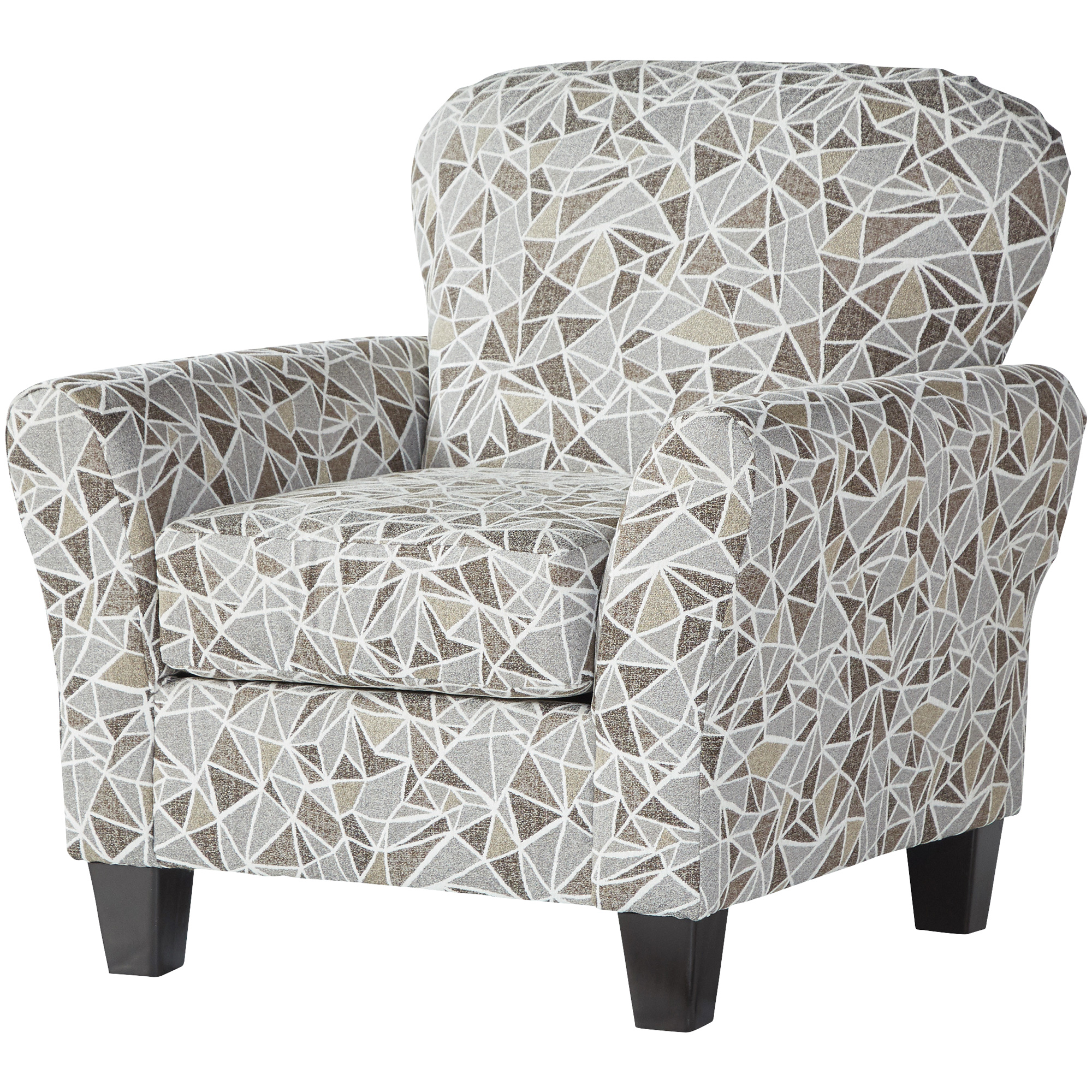 Serta Upholstery By Hughes Furniture | Bolt Cobblestone Accent Chair
