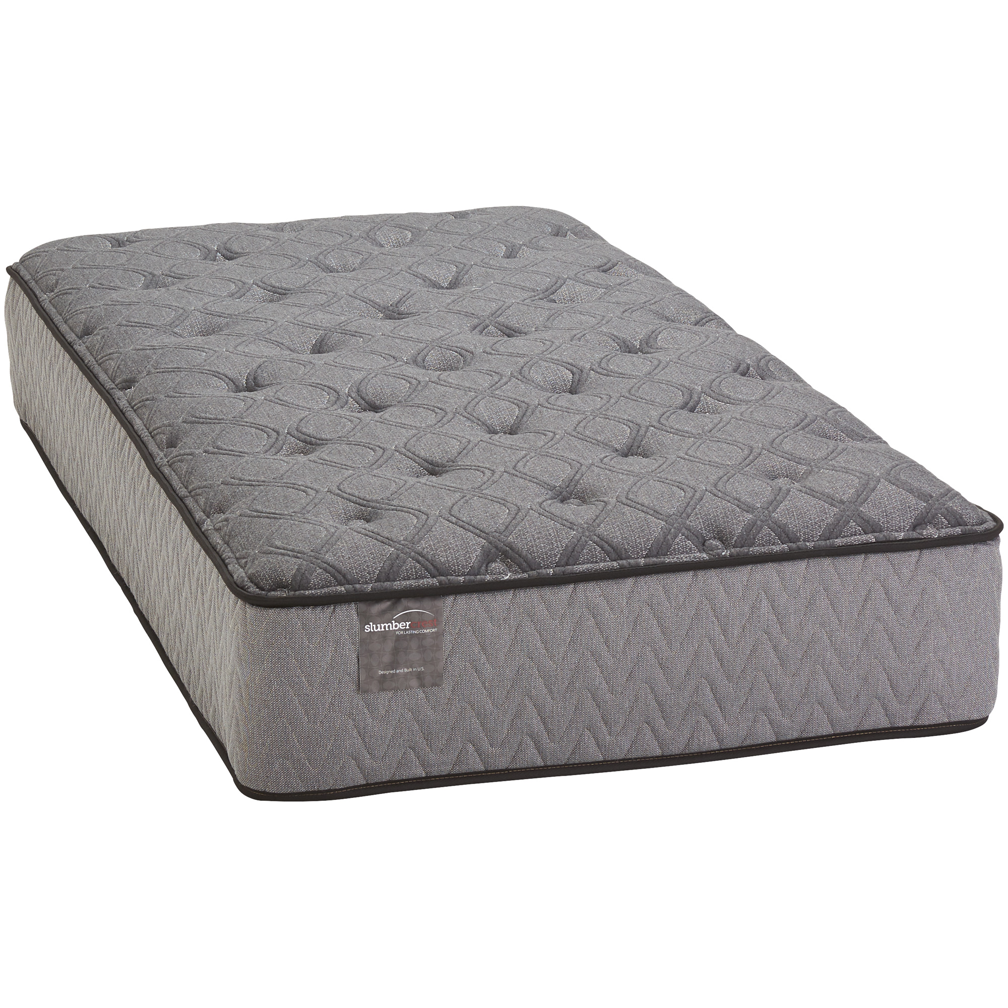 Slumbercrest Plush Twin Mattress