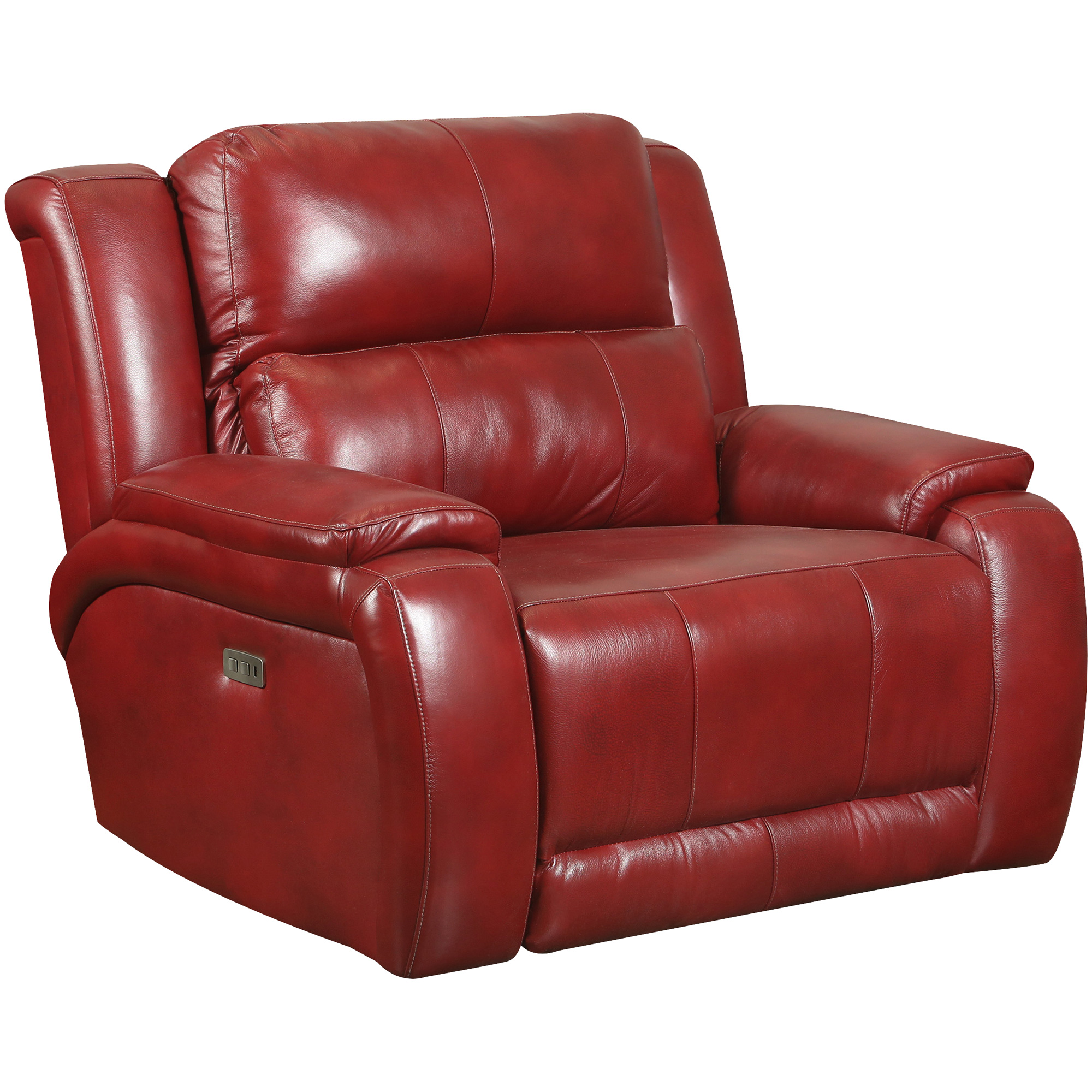Southern Motion | Marquis Leather Marsala Power+ Next Level Recliner Chair