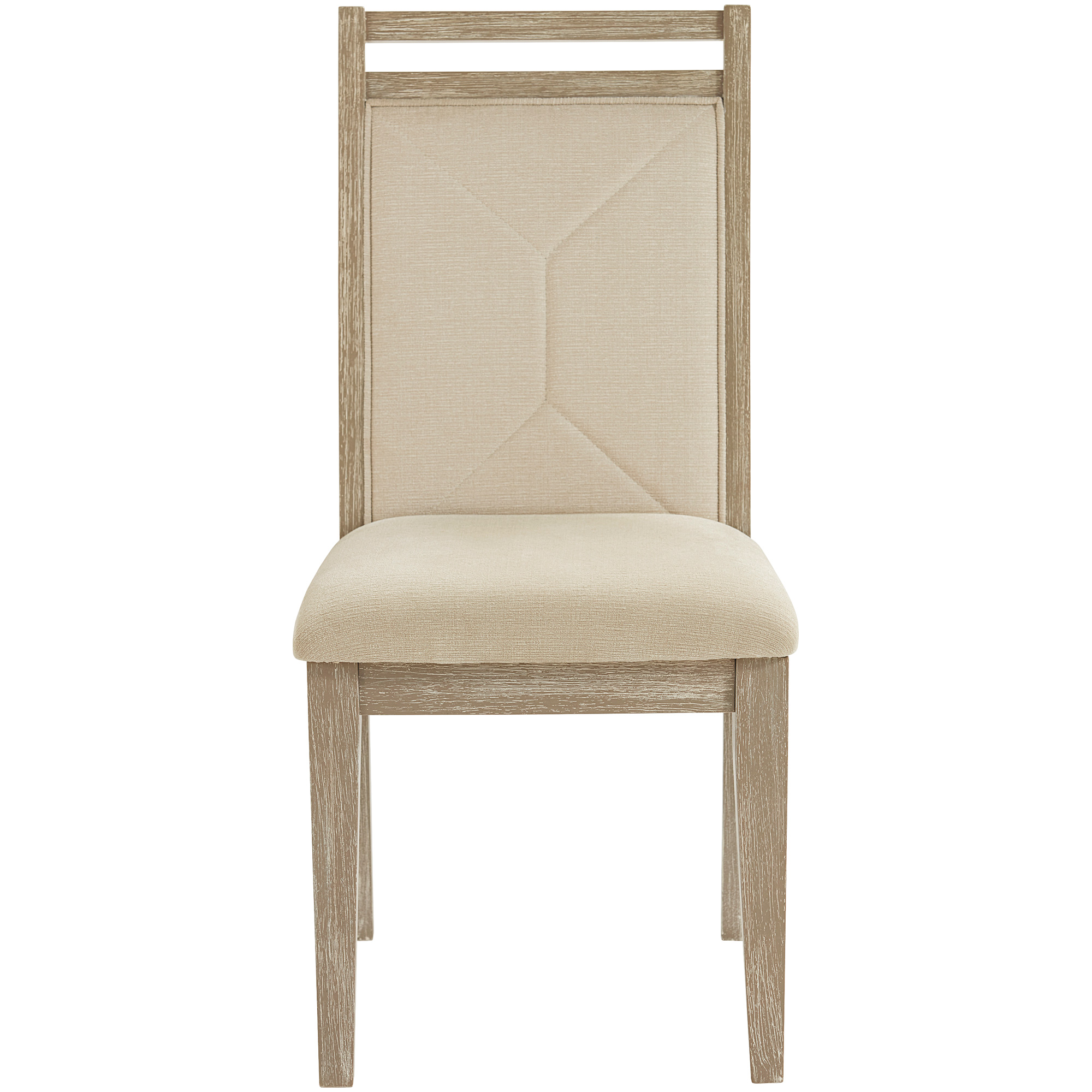 Progressive | Beck Weathered Taupe Upholstered Side Chair