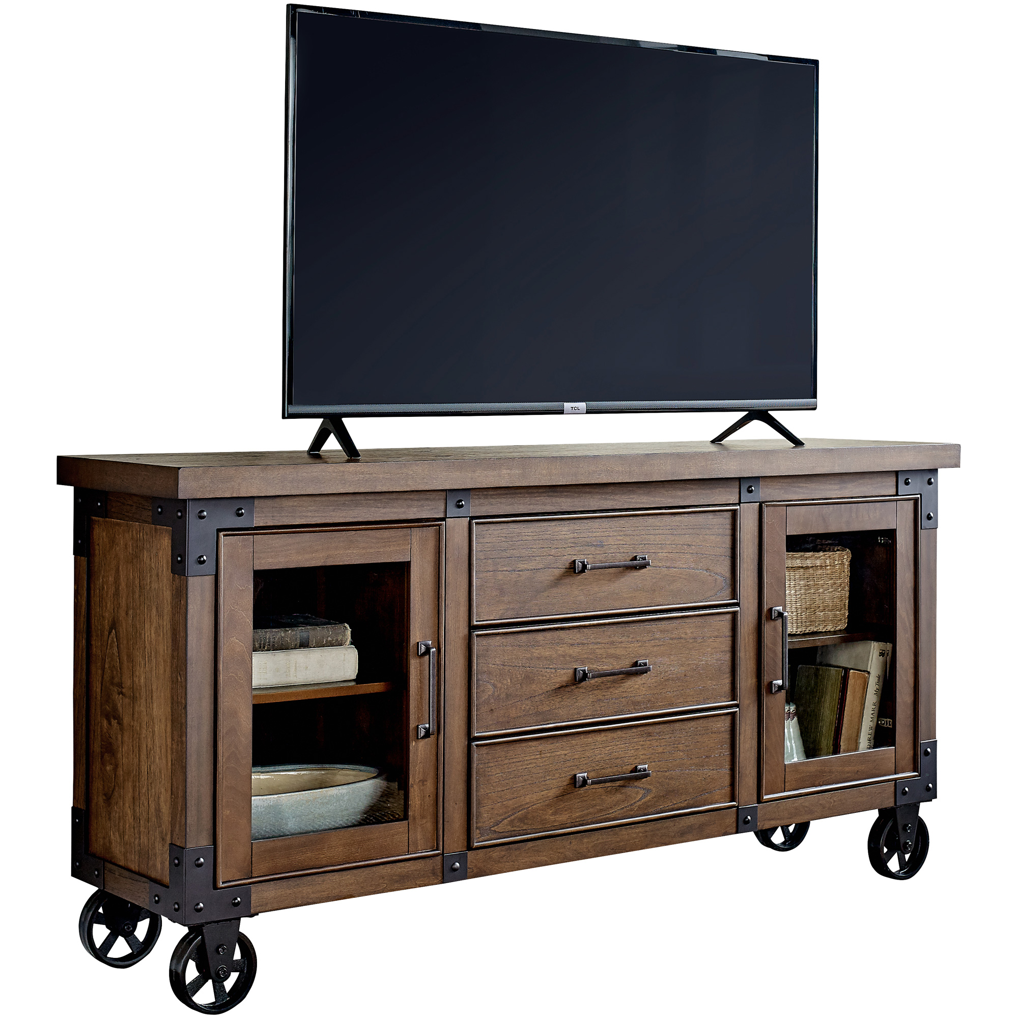 Martin Furniture | Addison Auburn Console Table